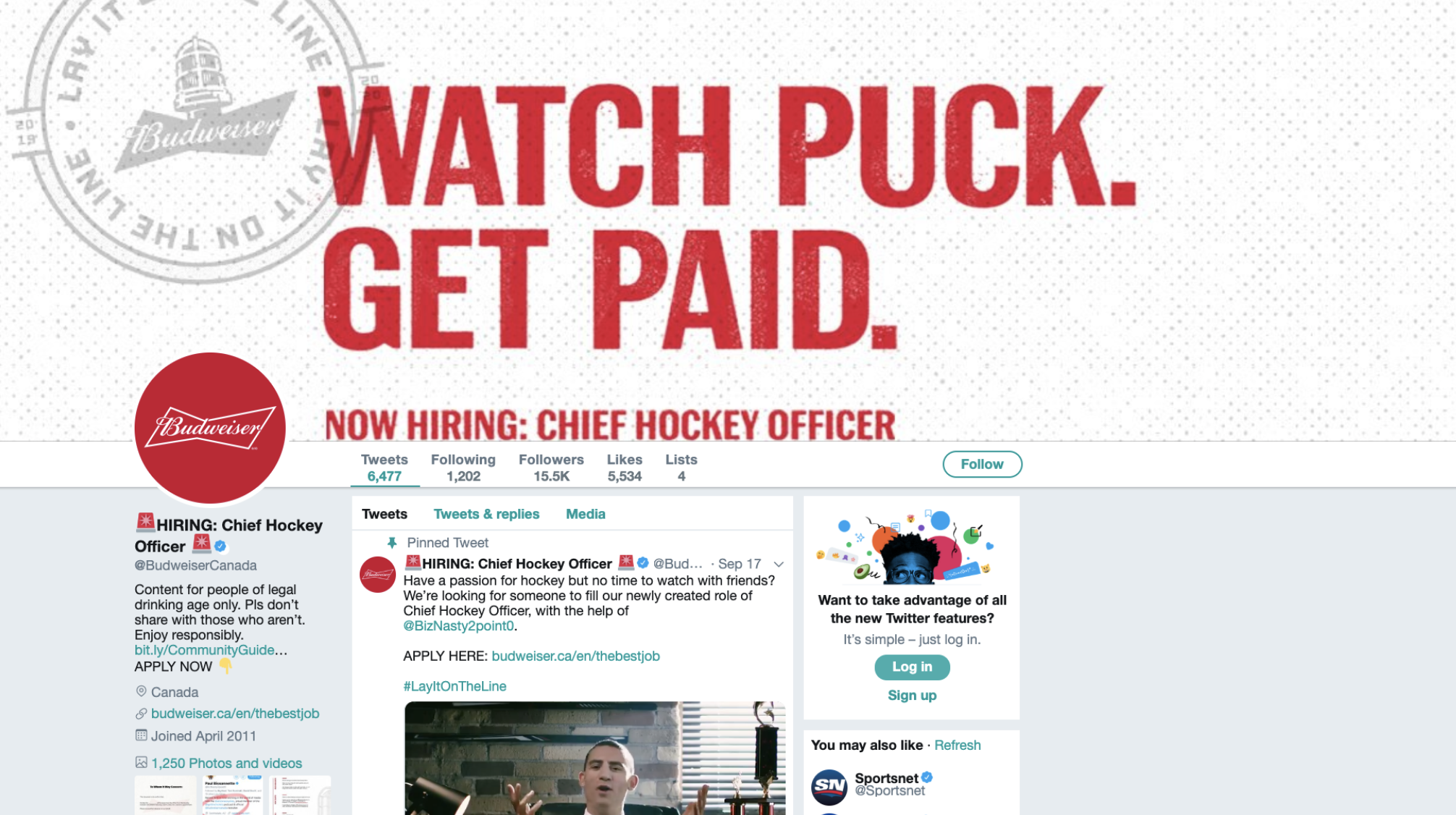 Thumbnail for Chief Hockey Officer