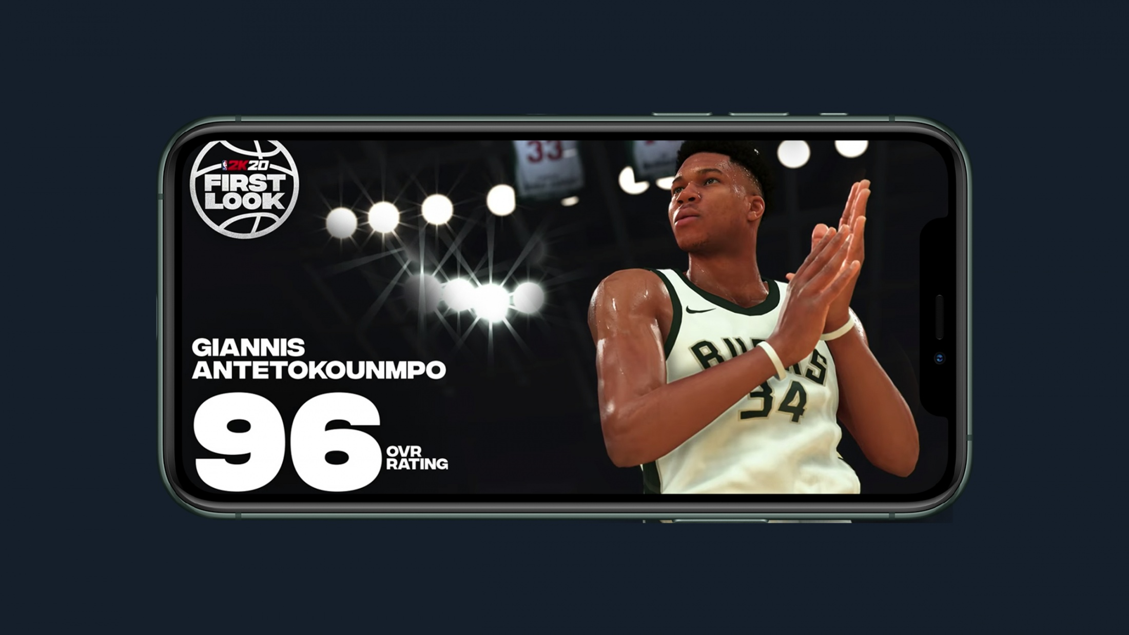 Thumbnail for 2K20 - Live Ratings Release Show