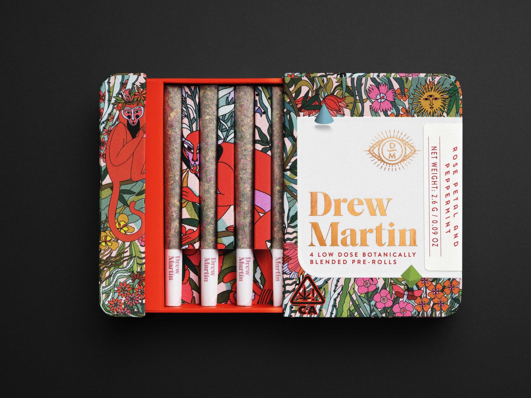 Drew Martin: Drew Martin