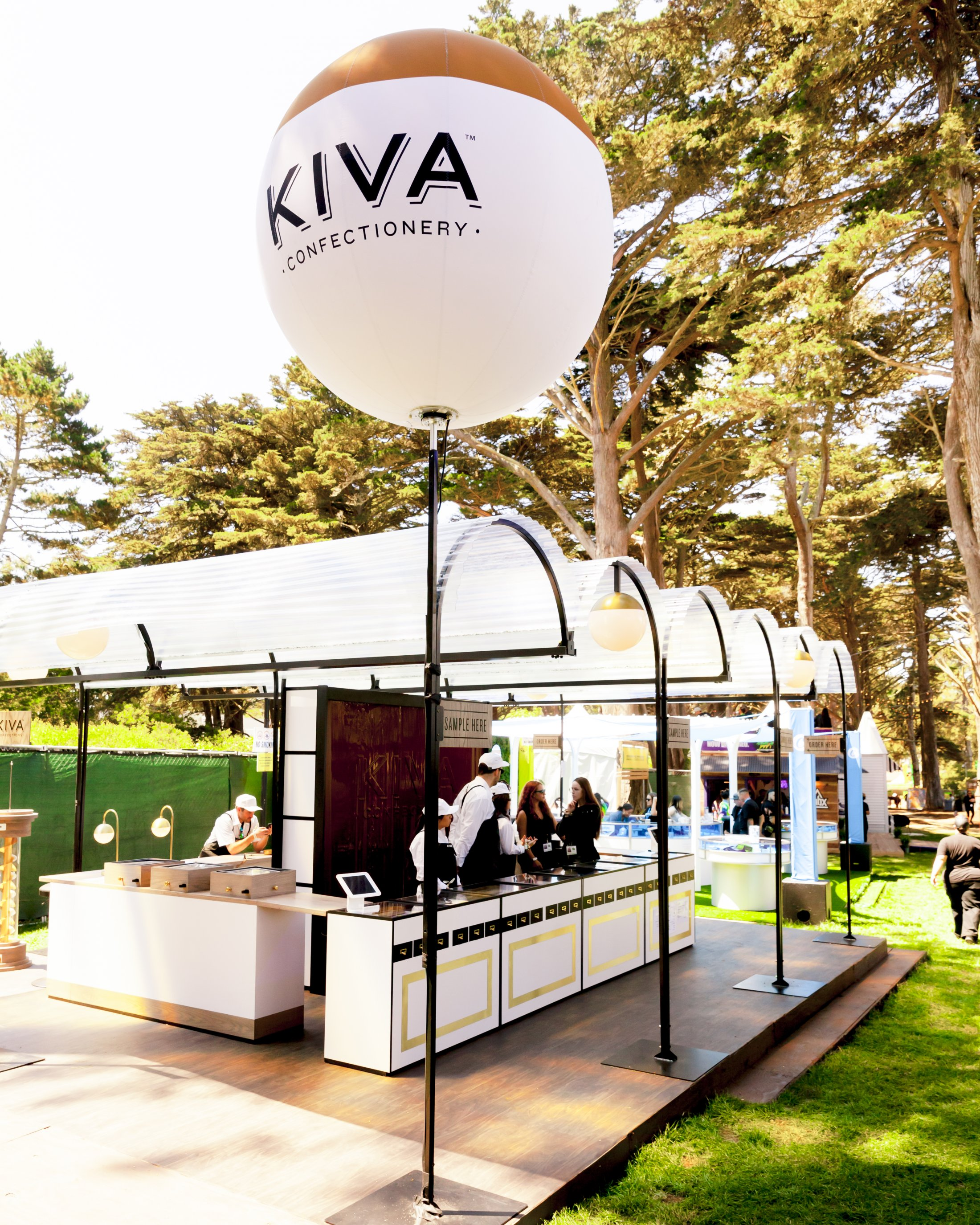 Kiva Confections: Inside The Confectionery At Outside Lands