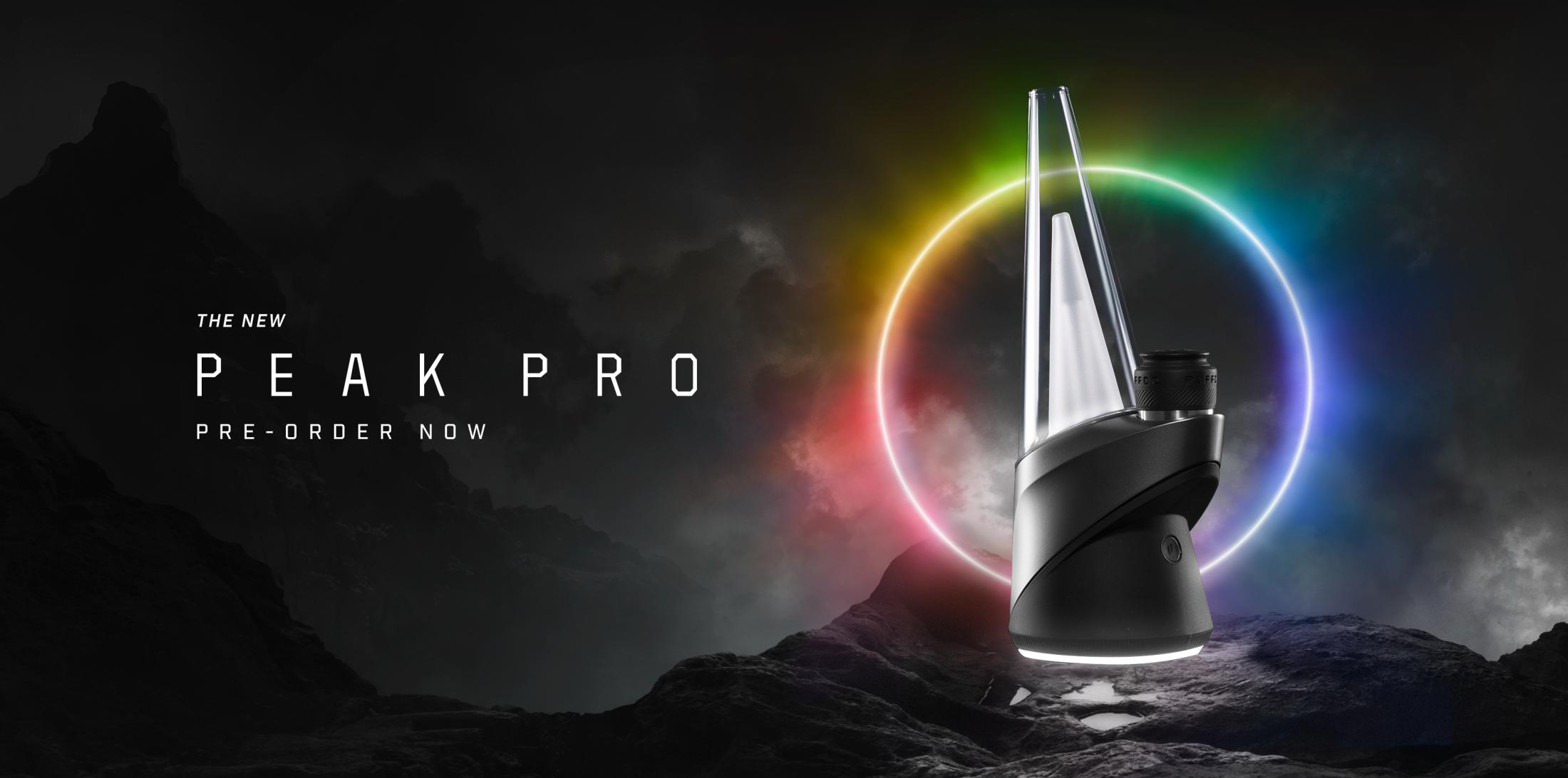 Puffco: The Puffco Peak Pro