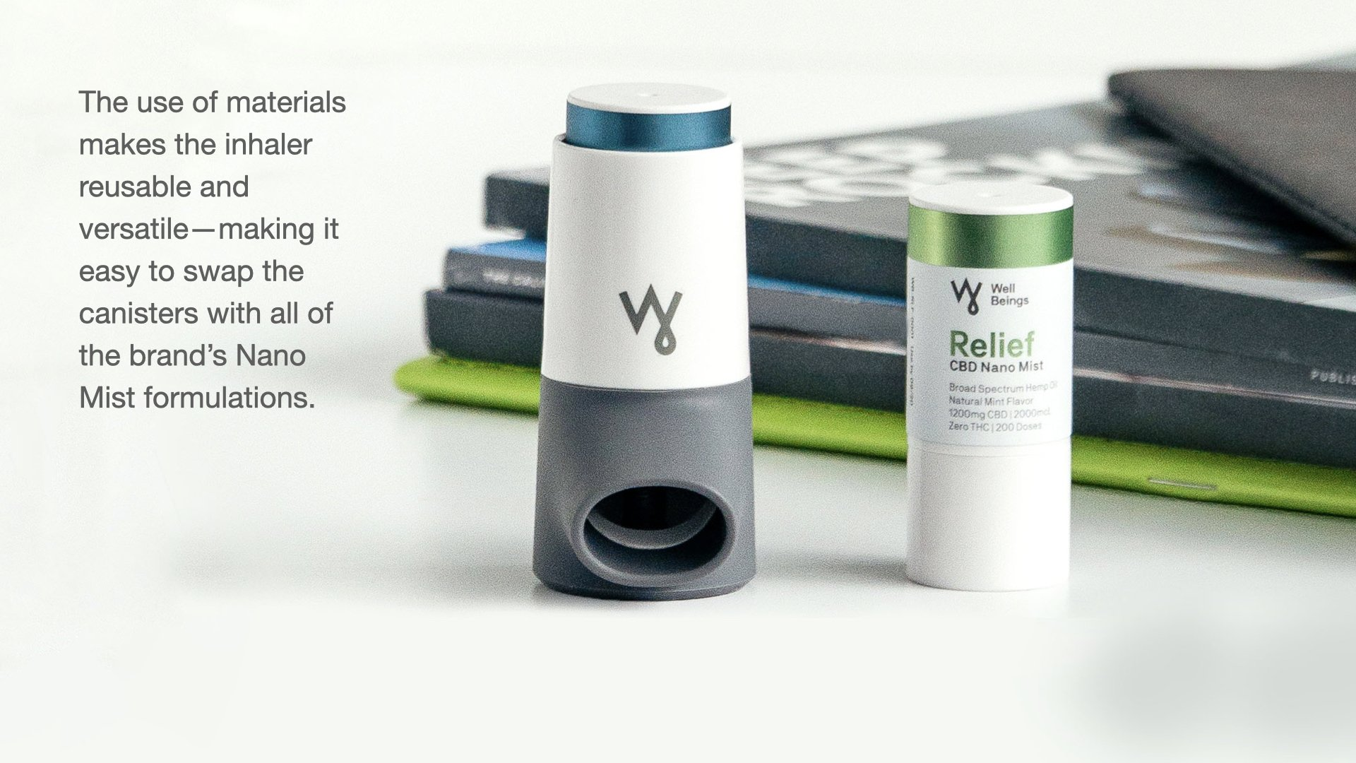 WellBeings: Delivering Nature's Goodness Through Design + Technology