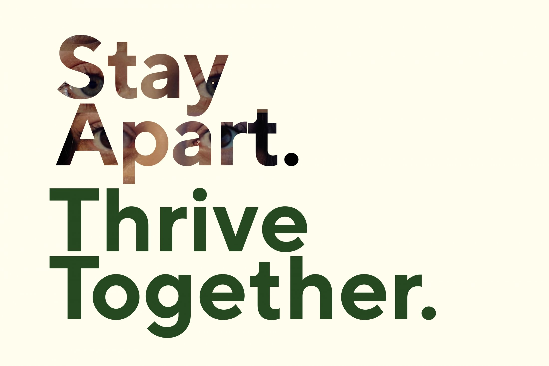 Thrive Cannabis Marketplace: Stay Apart. Thrive Together.