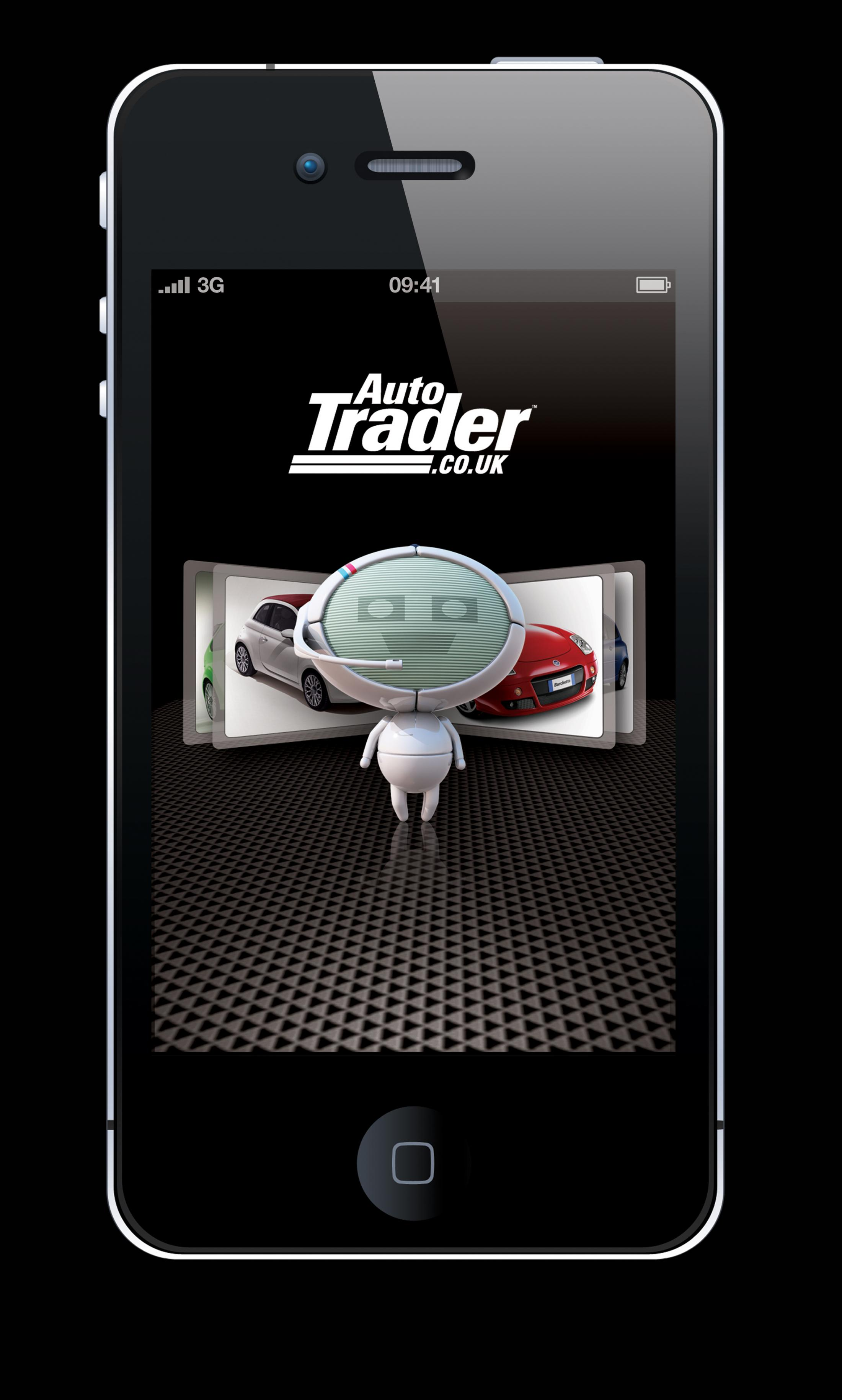 Thumbnail for Auto Trader iPhone App