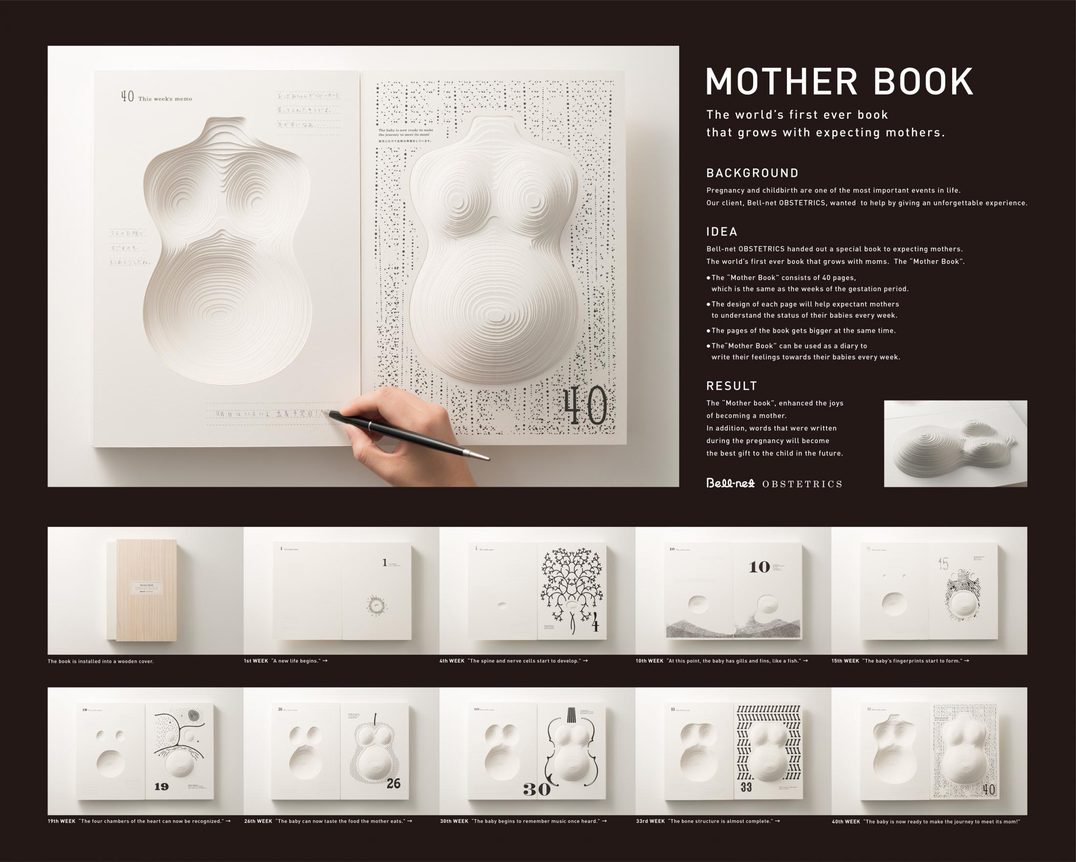 Thumbnail for MOTHER BOOK