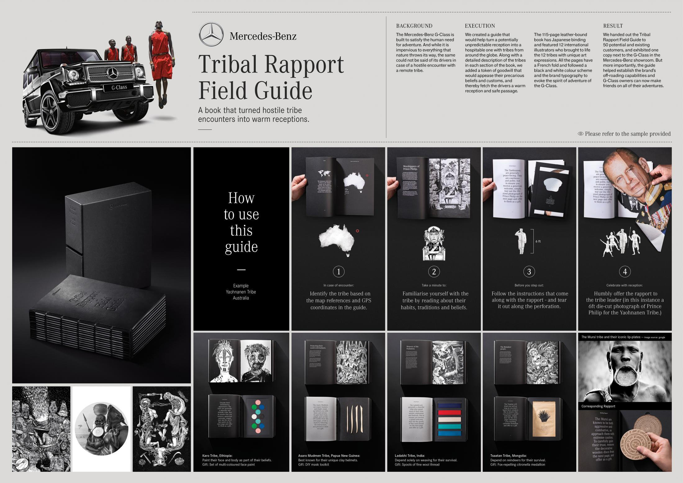 Image Media for The Tribal Rapport Field Guide