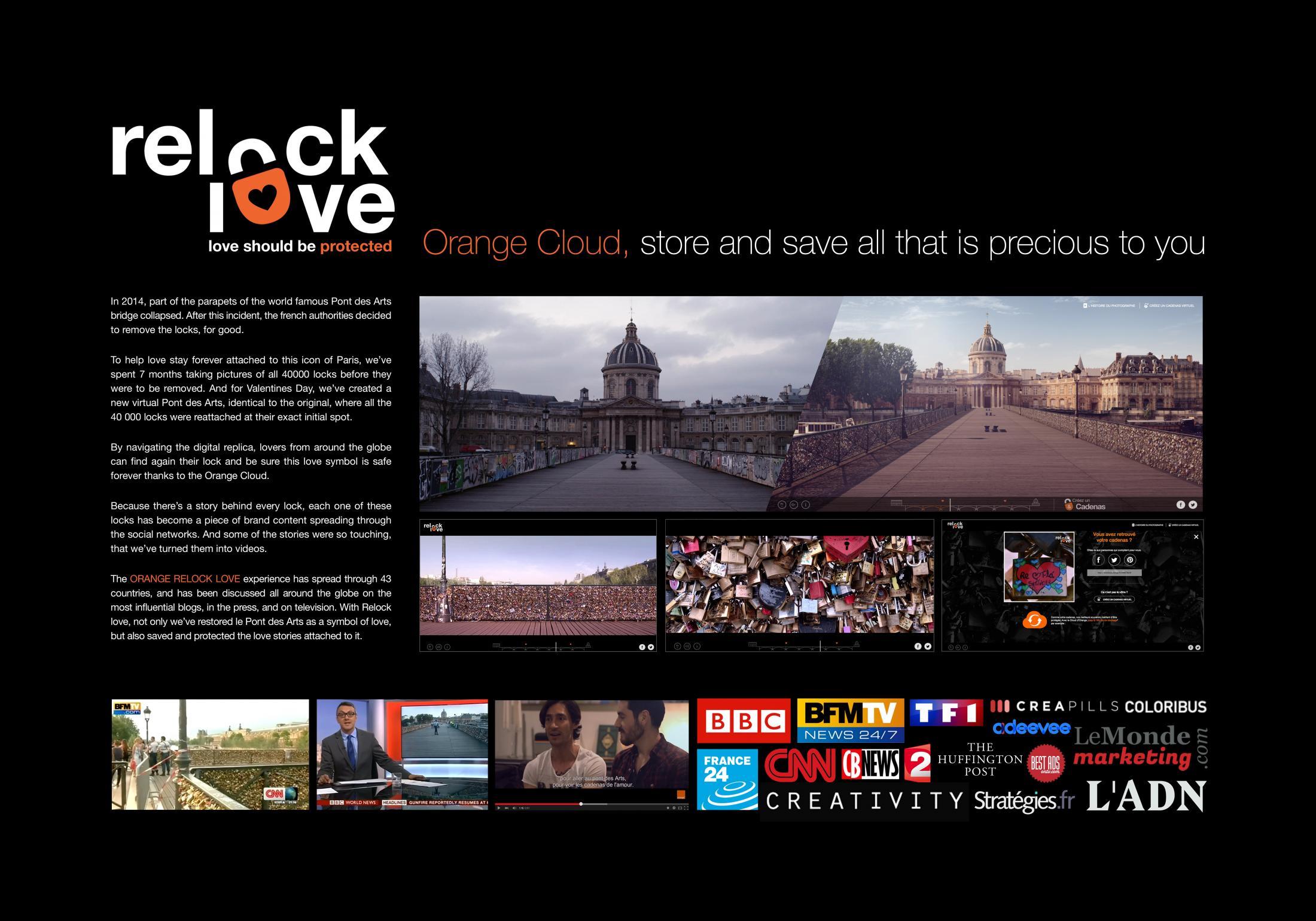 Orange - RelockLove | Clios