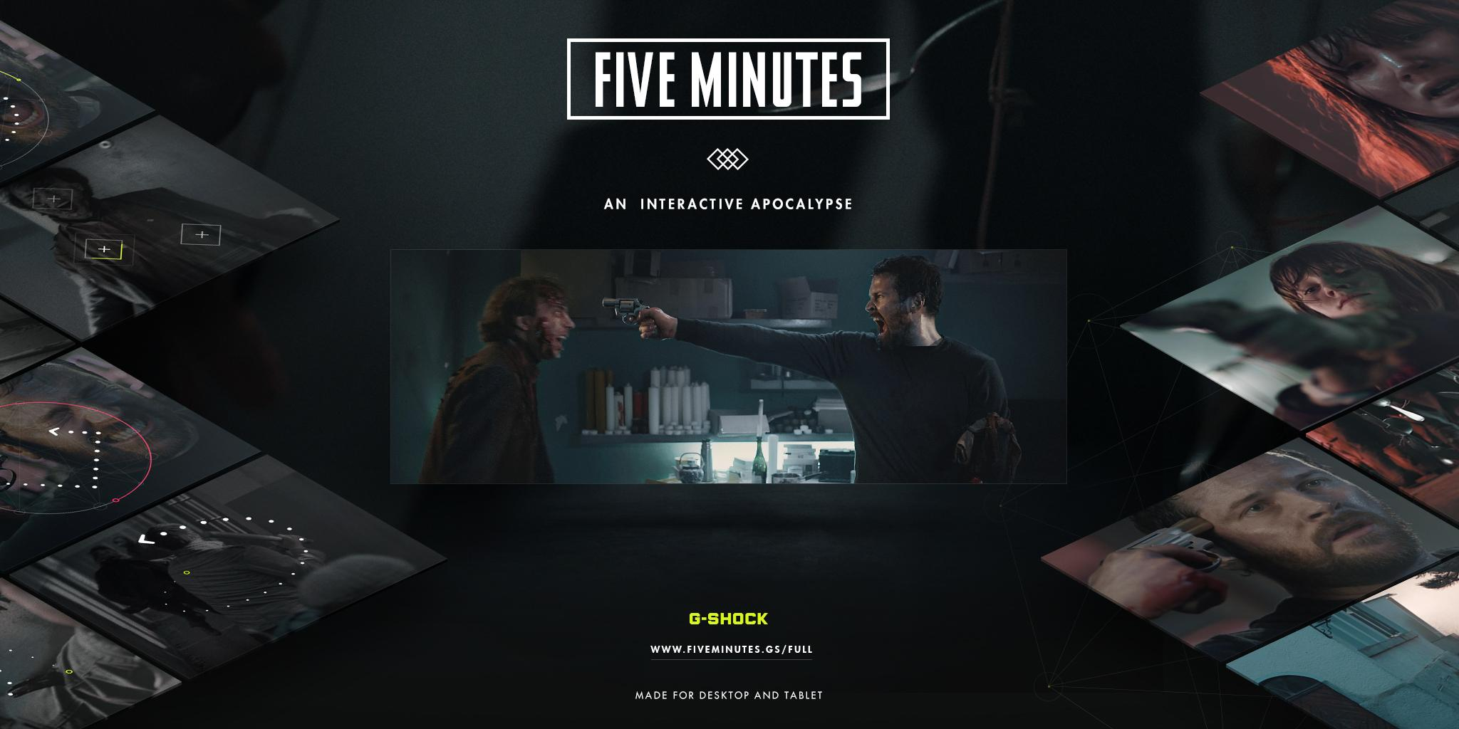 Thumbnail for FIVE MINUTES
