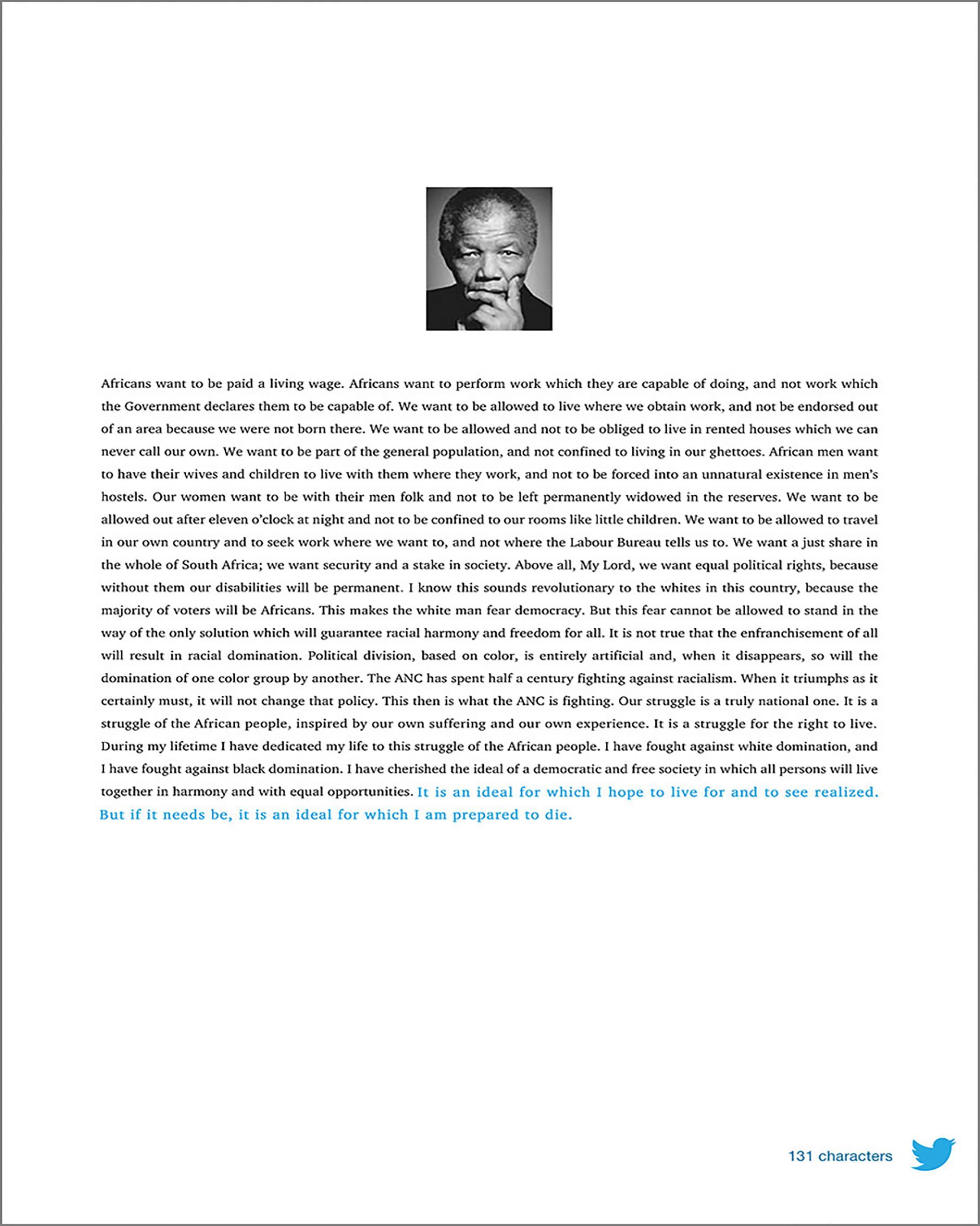 Thumbnail for Nelson Mandela