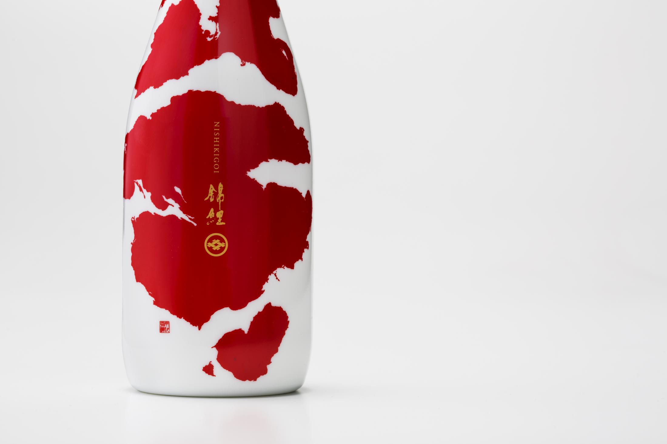 "Thumbnail for Japanese sake ""KOI"""