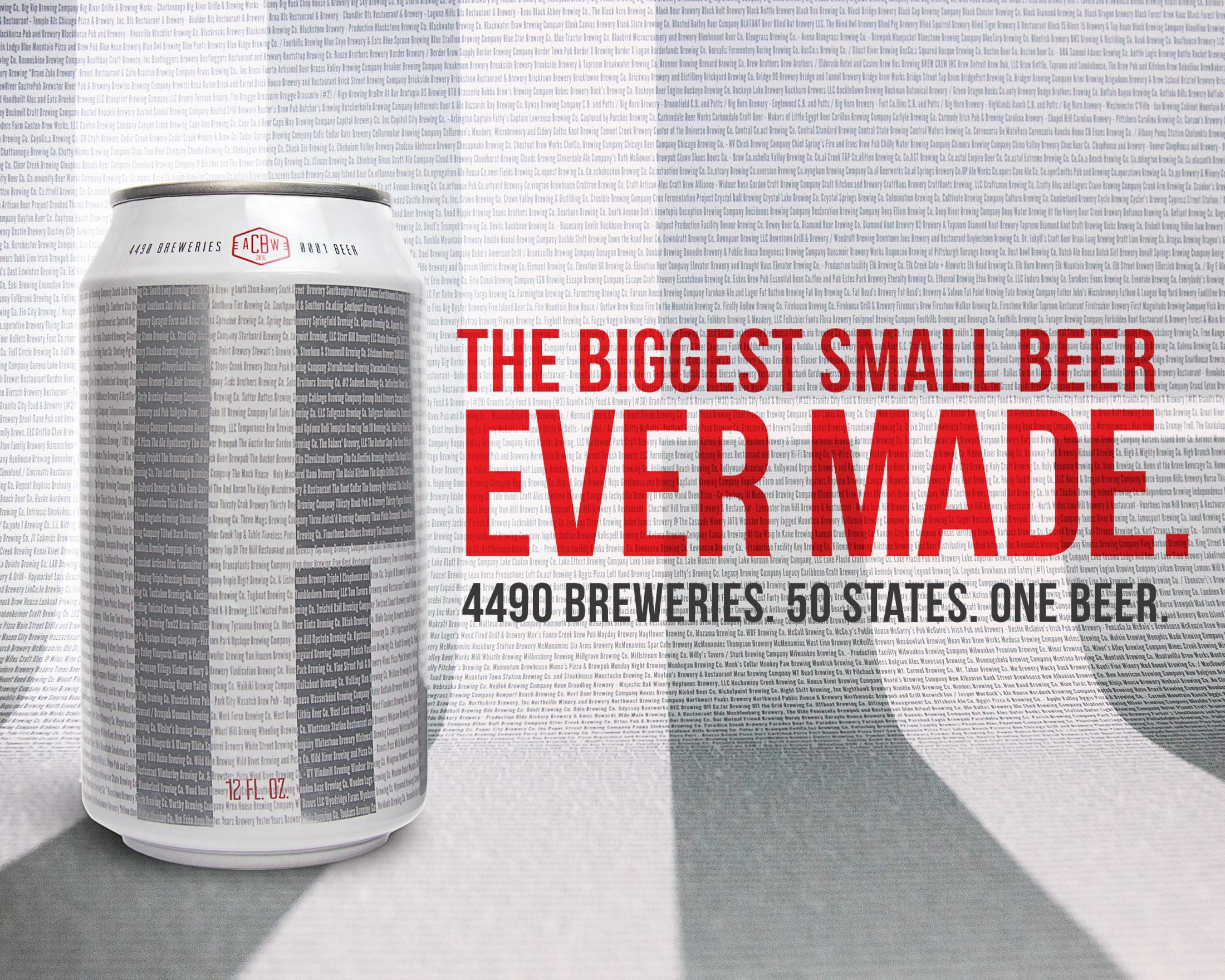 Thumbnail for The Biggest Small Beer Ever Made