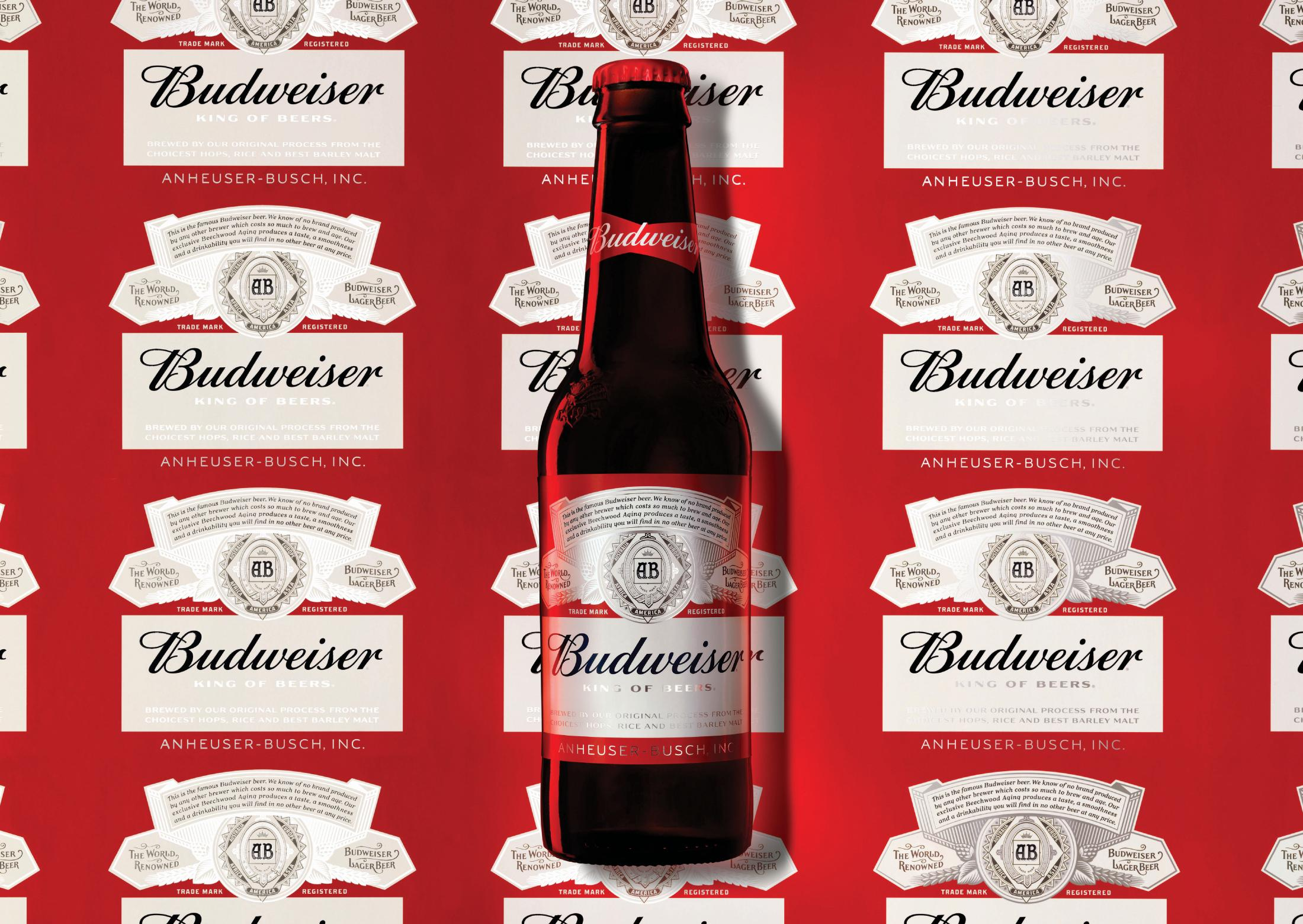 Image Media for Budweiser Global Redesign