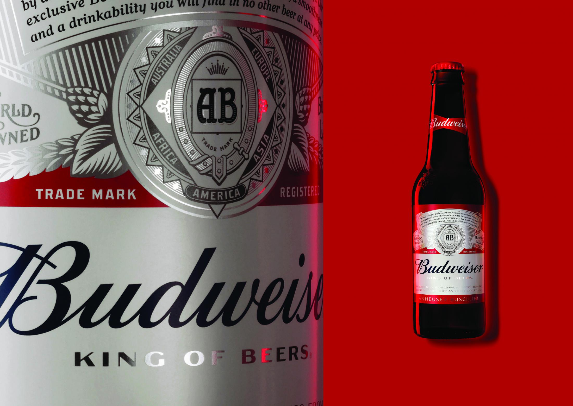 Thumbnail for Budweiser Global Redesign