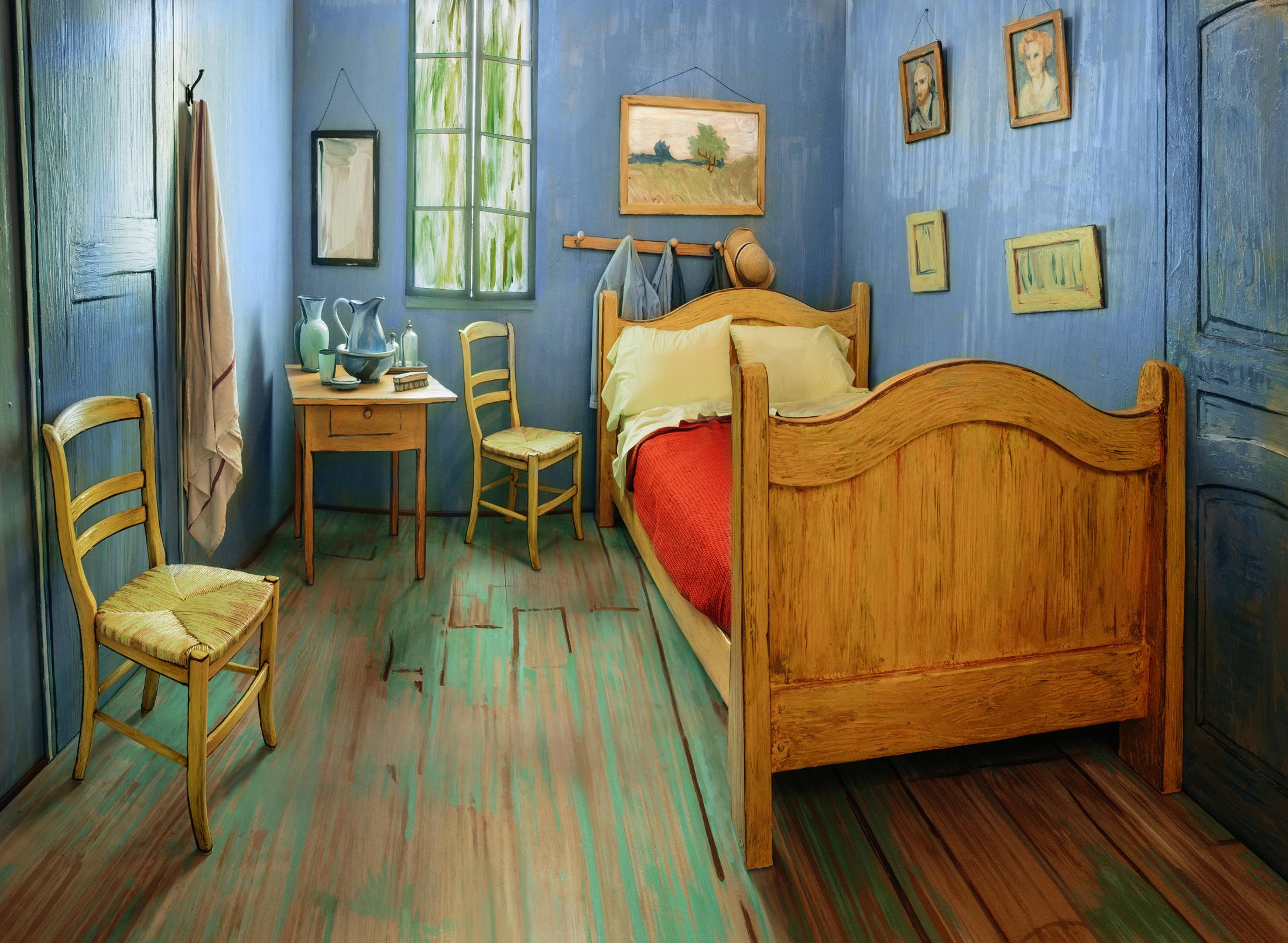 Image Media for Van Gogh BnB
