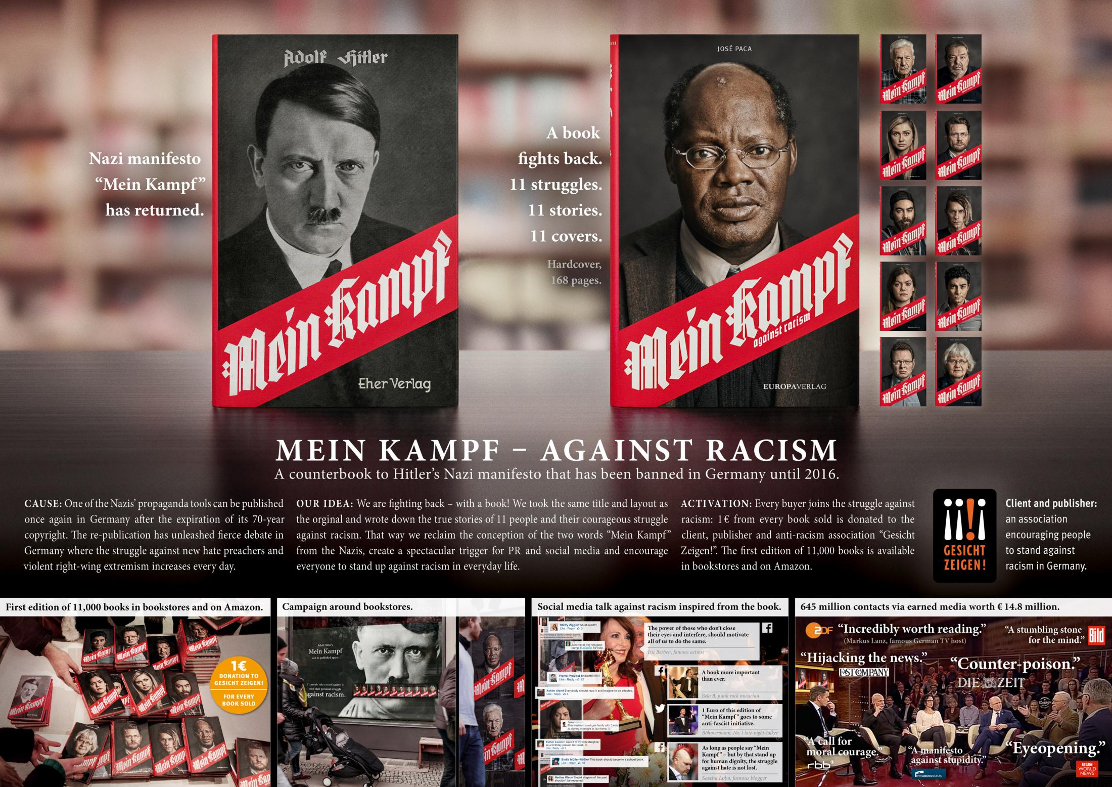 Thumbnail for Mein Kampf – against racism