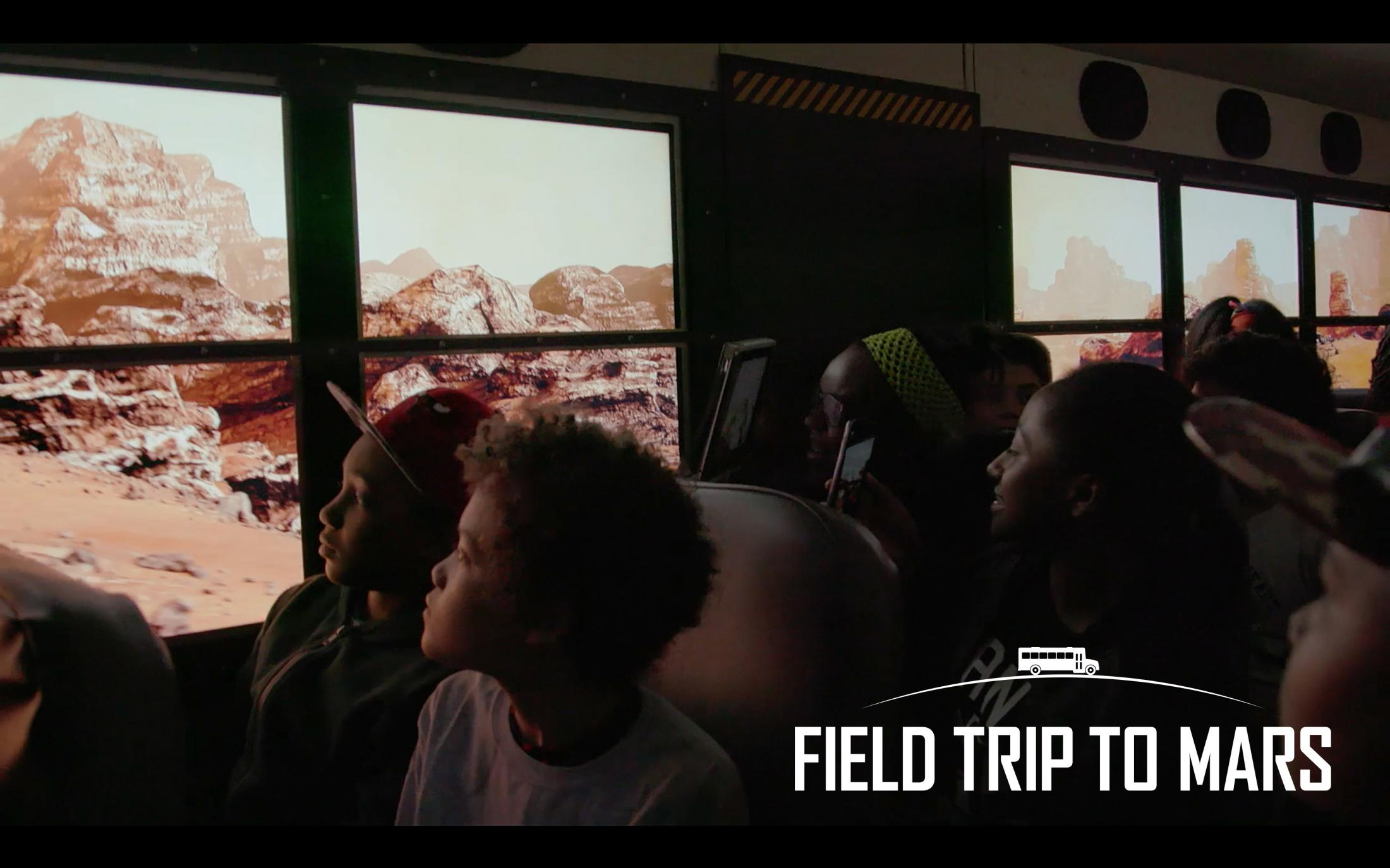 Thumbnail for The Field Trip to Mars