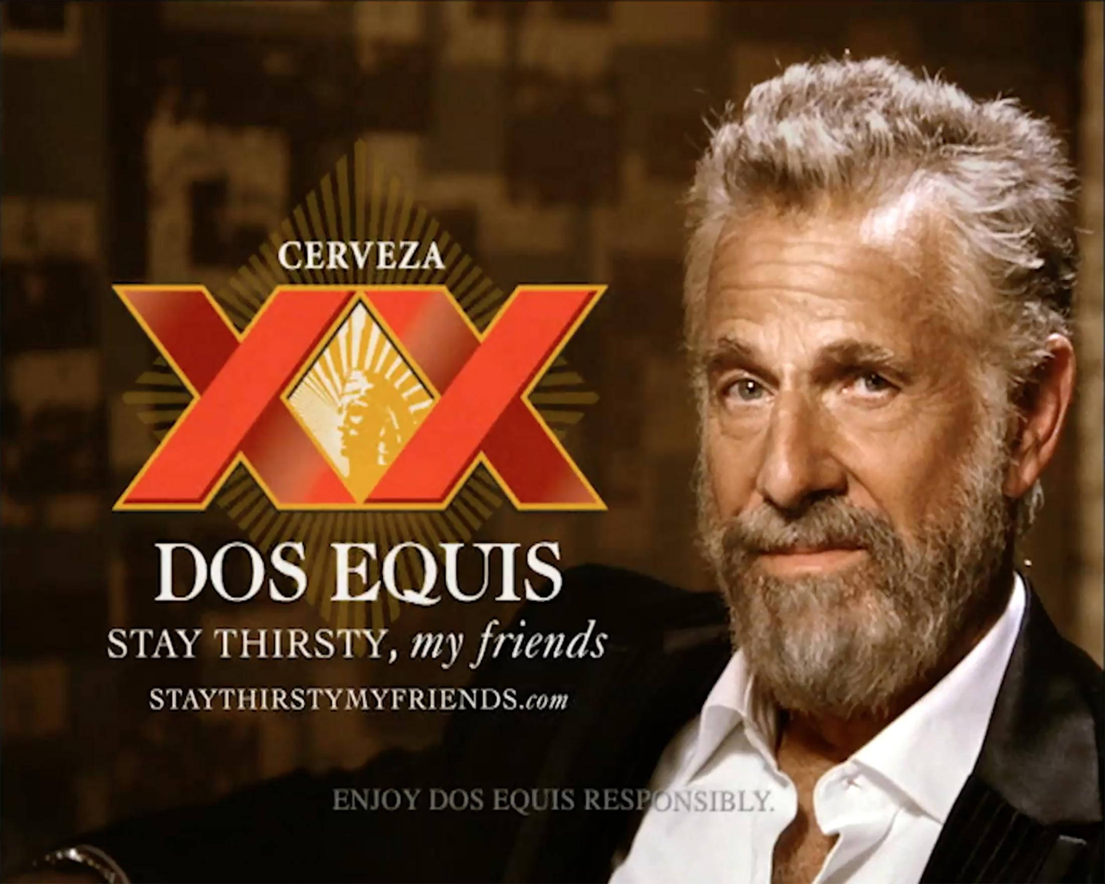 Thumbnail for The Most Interesting Man