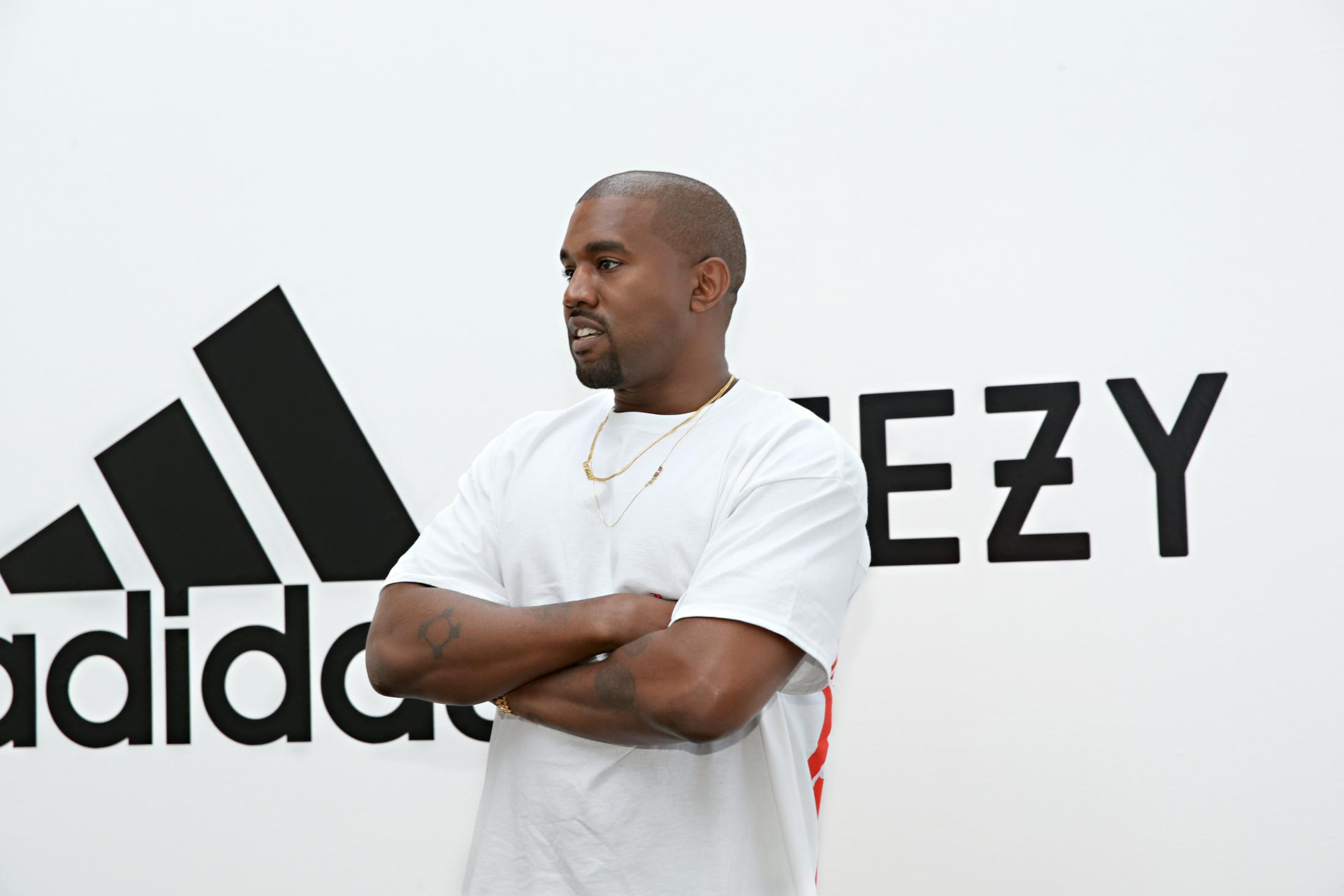 Thumbnail for adidas + Kanye West