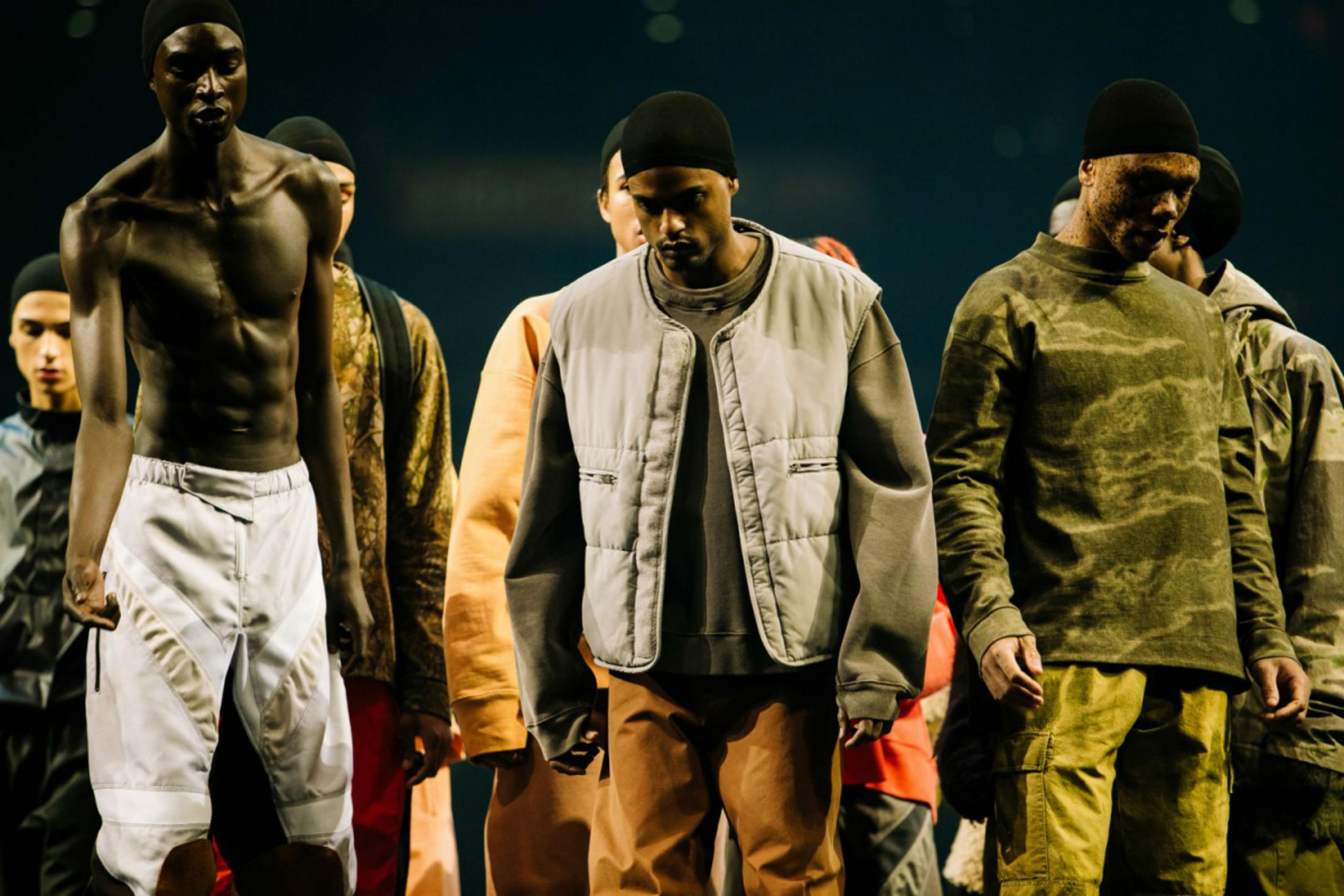 Thumbnail for adidas + Kanye West