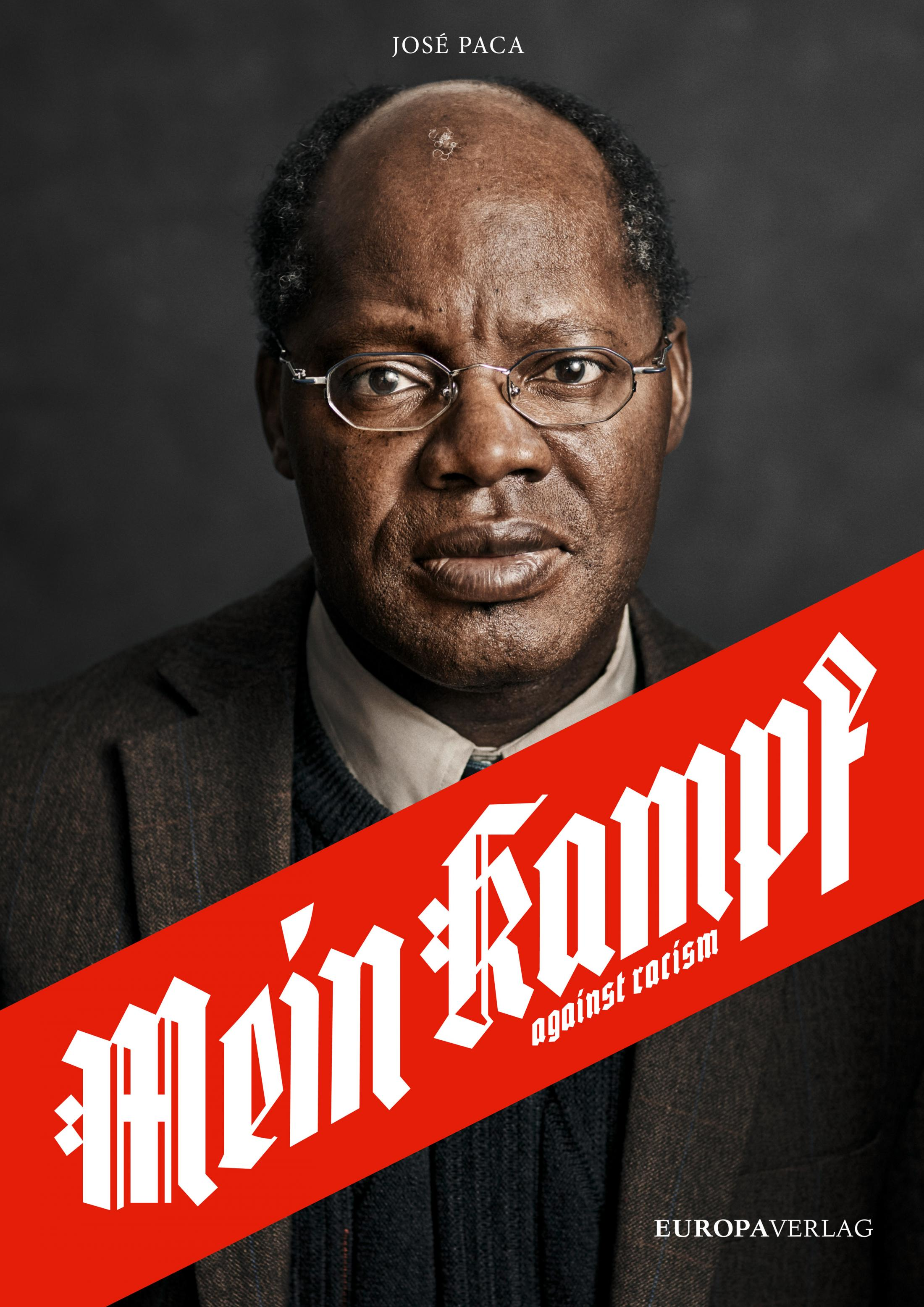 Thumbnail for Mein Kampf – against racism/ Print Ad:  José Paca