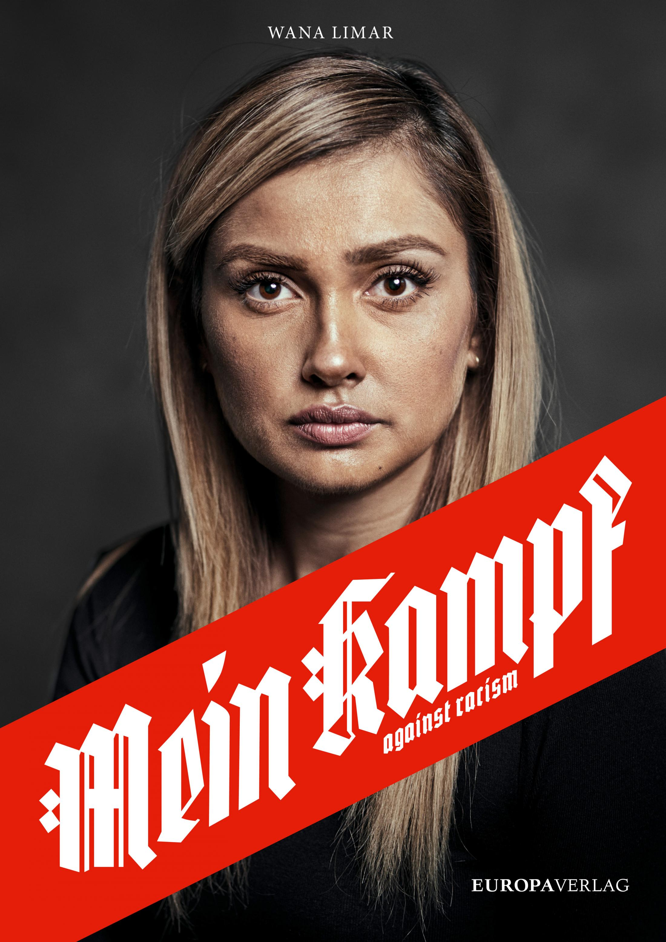 Image Media for Mein Kampf – against racism/ Print Ad:  Wana Limar