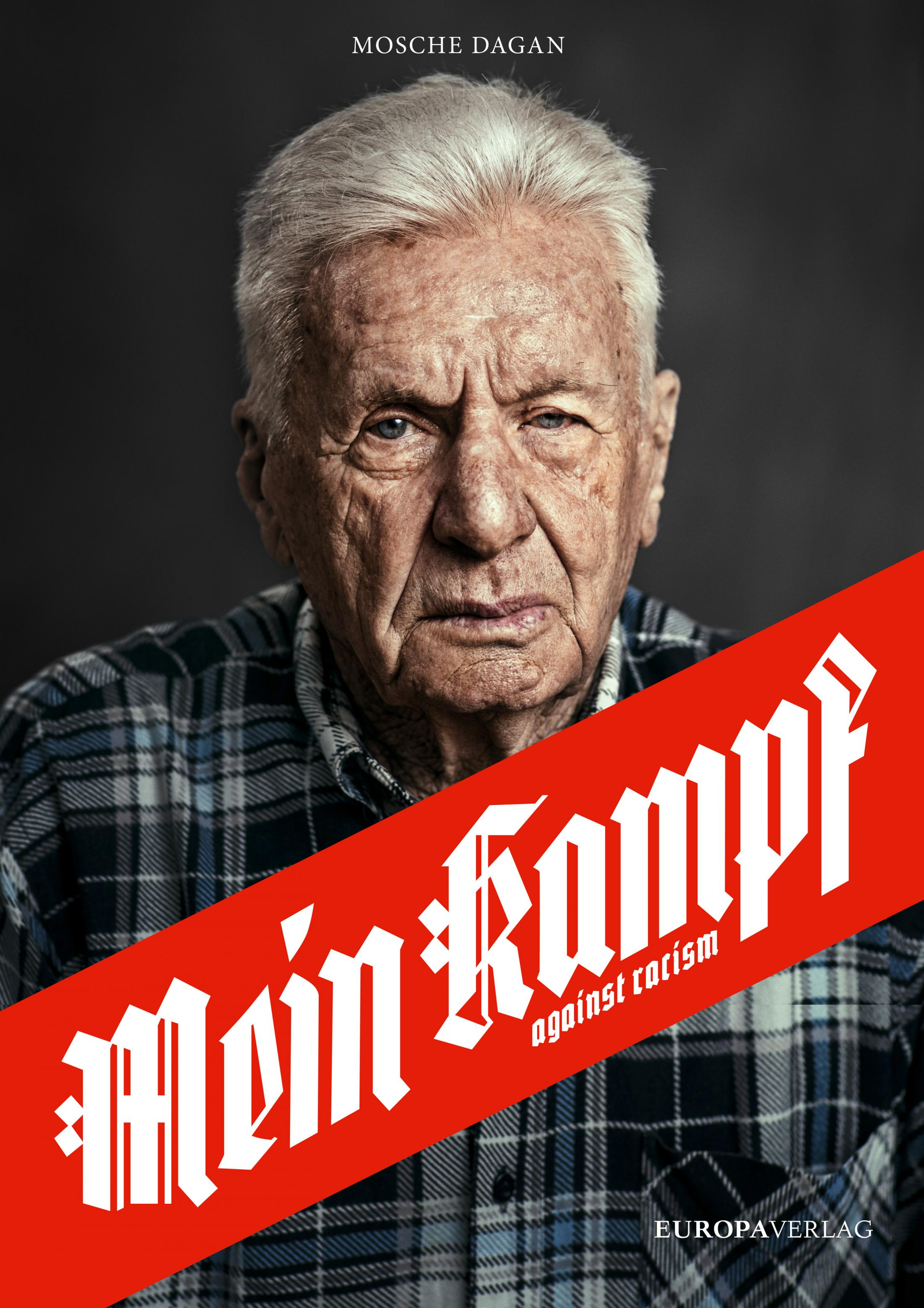 Thumbnail for Mein Kampf – against racism/ Print Ad:  Mosche Dagan