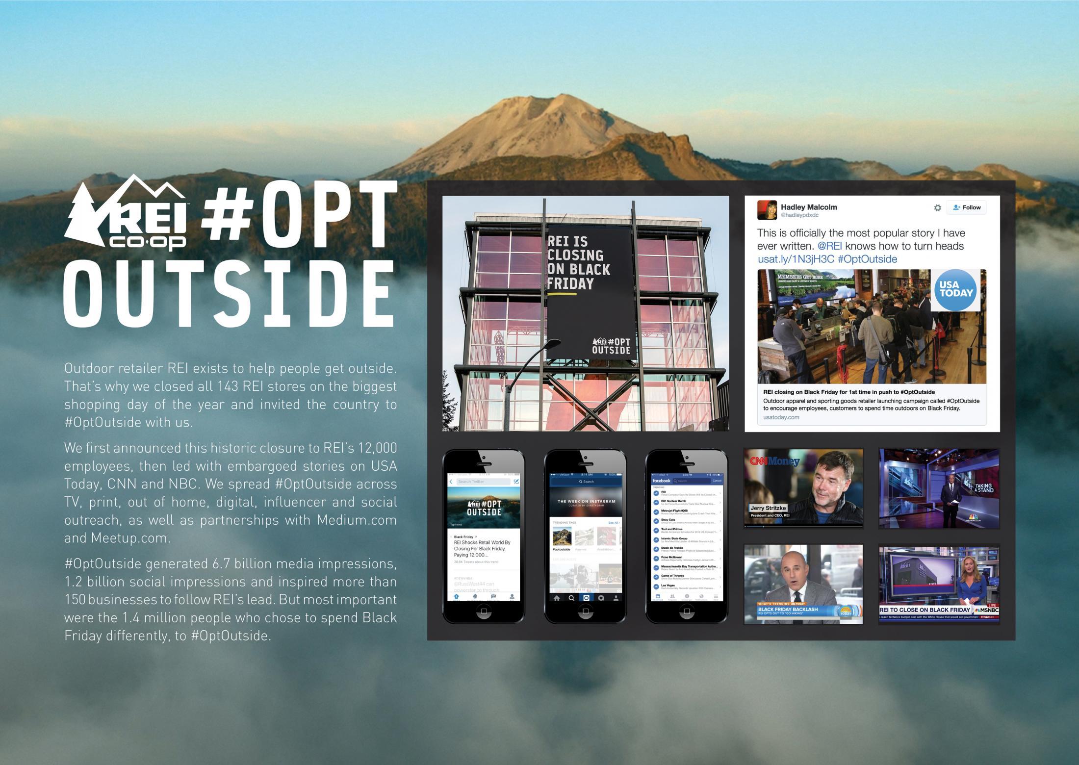 Thumbnail for #OptOutside