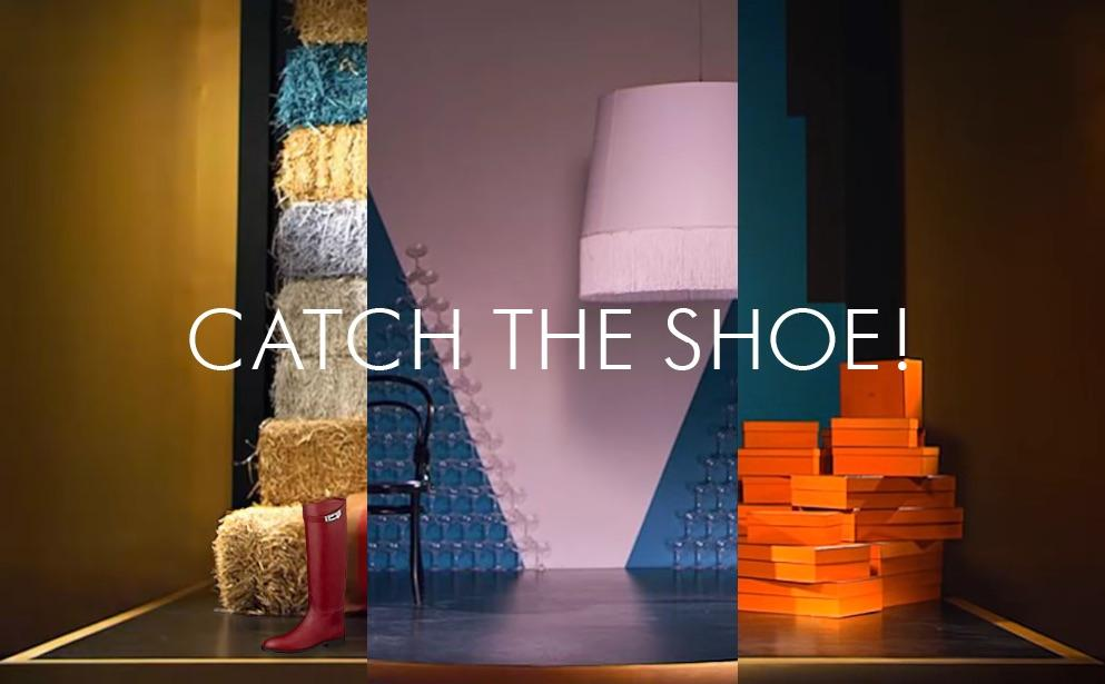 Thumbnail for Catch the Shoes!