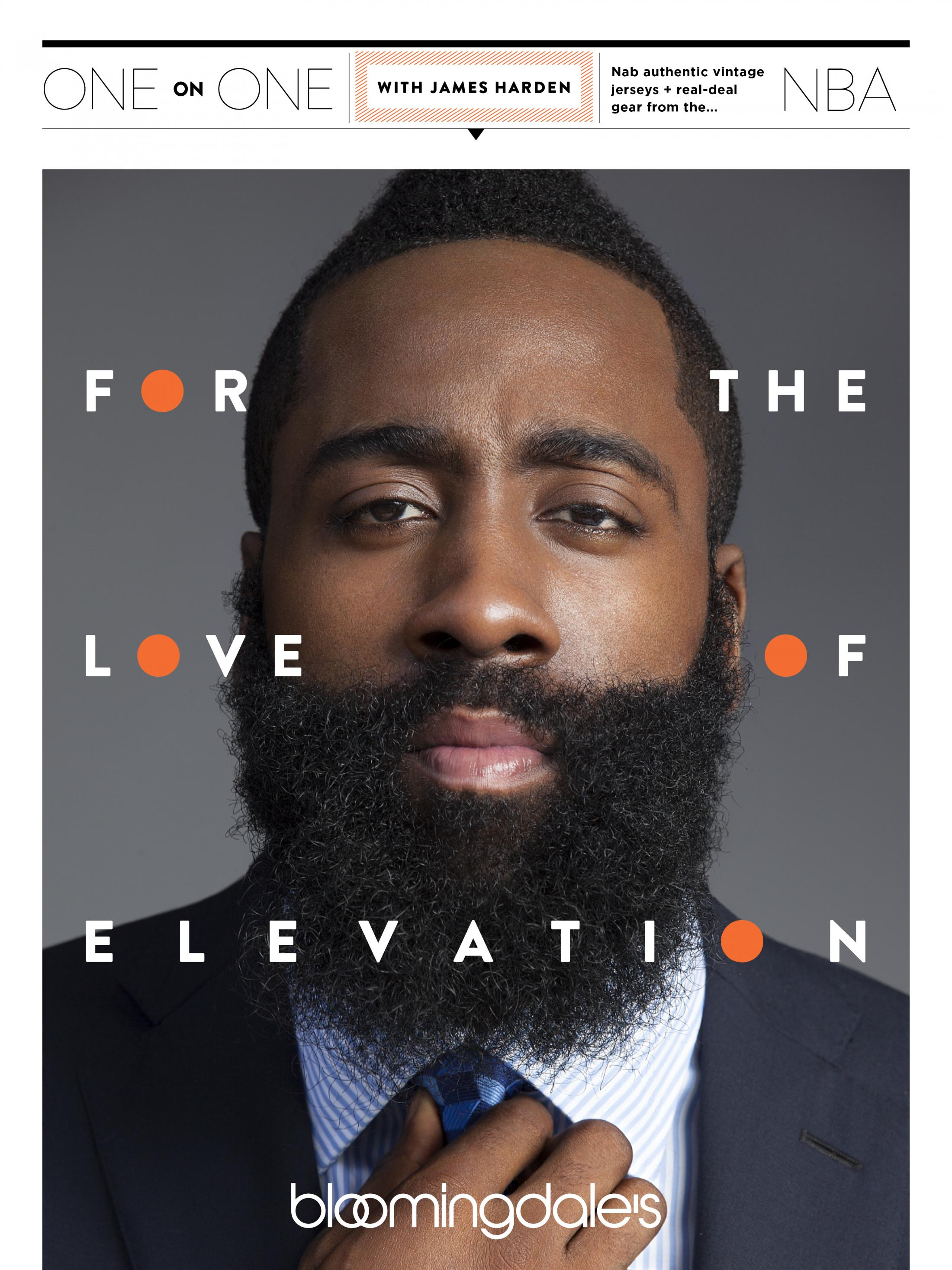 Thumbnail for Bloomingdale's Celebrates NBA All-Star Game with NBA Shops and Basketball Style Icon James Harden