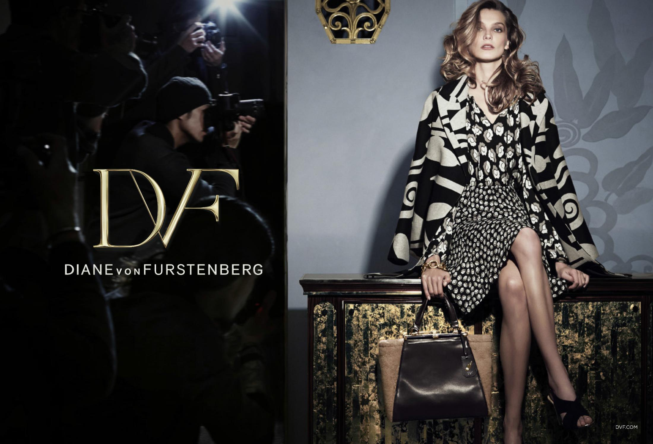 Thumbnail for DVF F/W14
