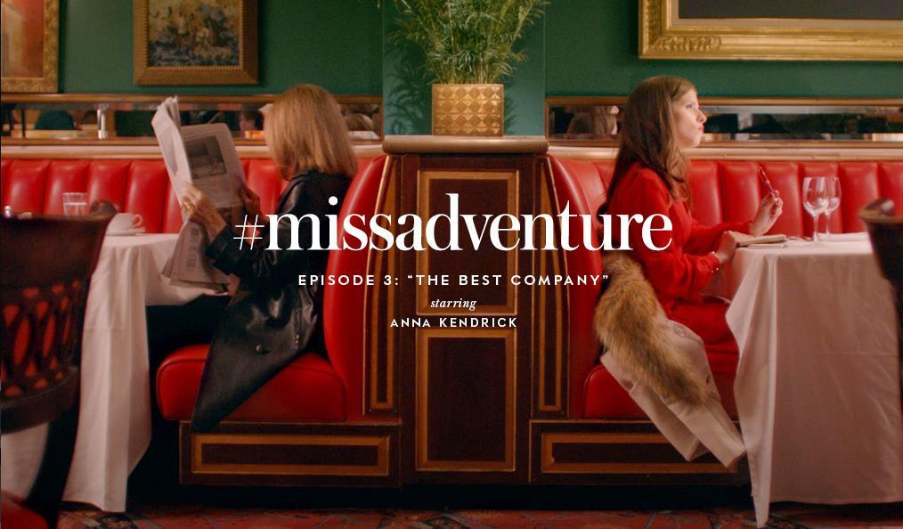 Thumbnail for #missadventure episode 3: