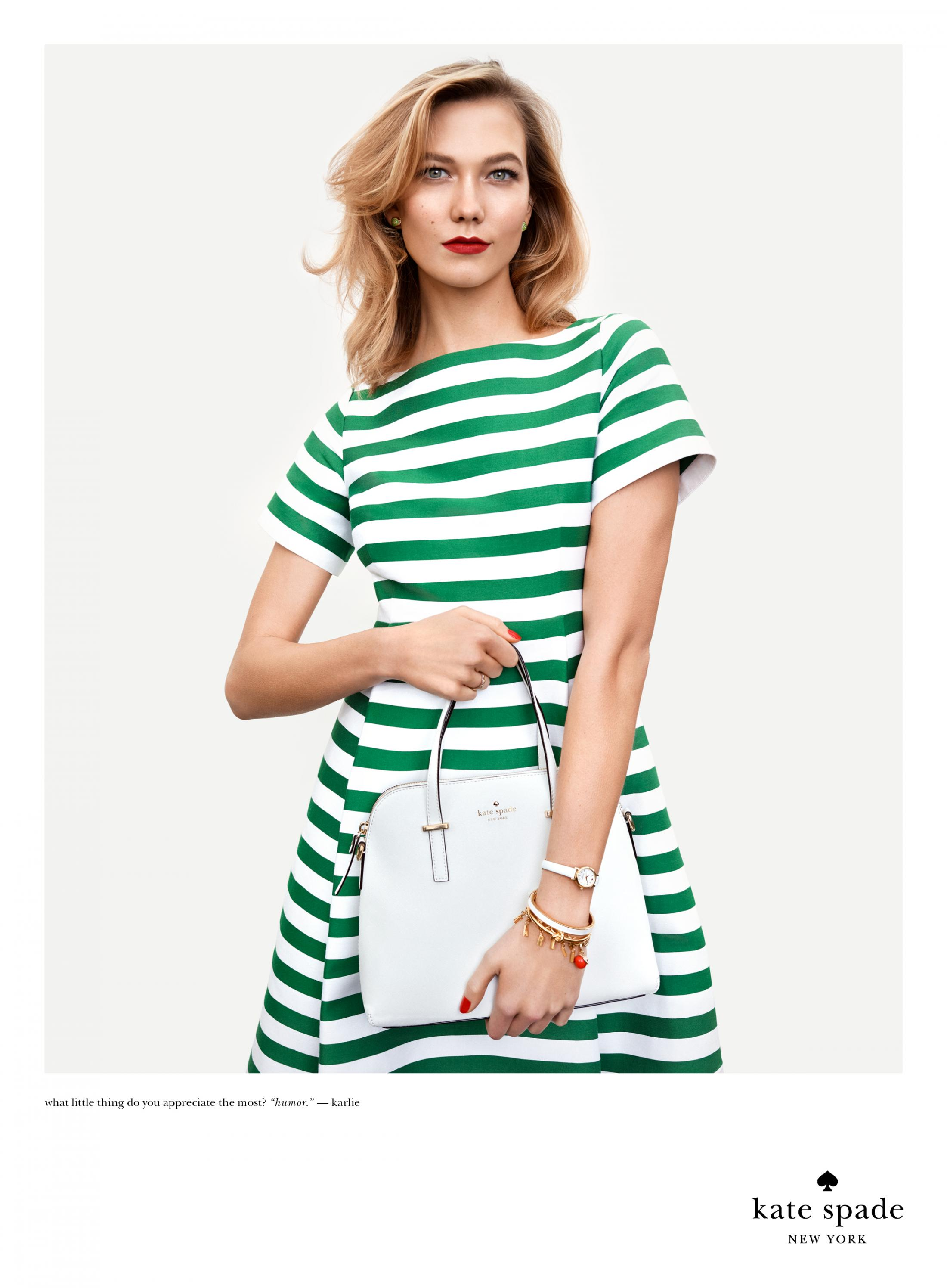 Image Media for kate spade new york spring 2015