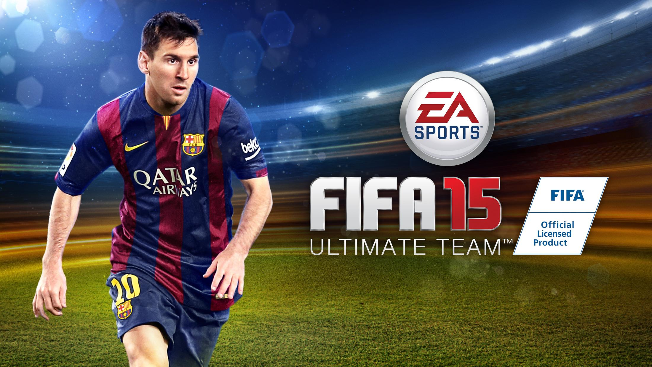 Ea Official Website: EA SPORTS FIFA - EA SPORTS FIFA 15 WEBSITE