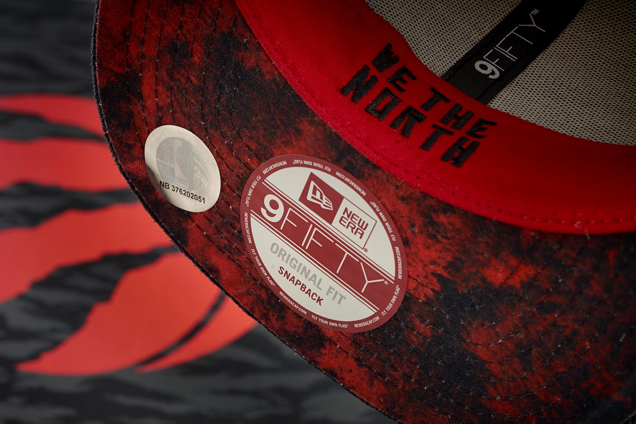 Thumbnail for Toronto Raptors New Era Hat Collection Package