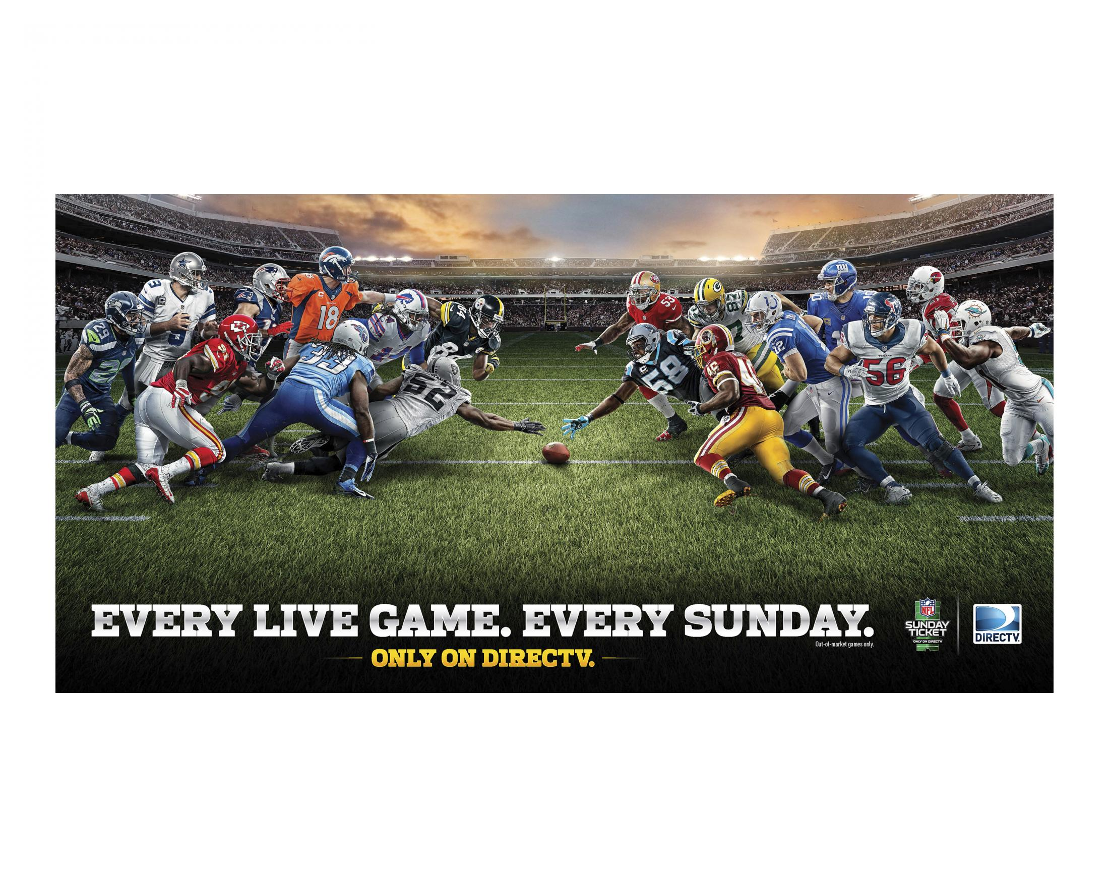 Thumbnail for NFL Sunday Ticket Banner