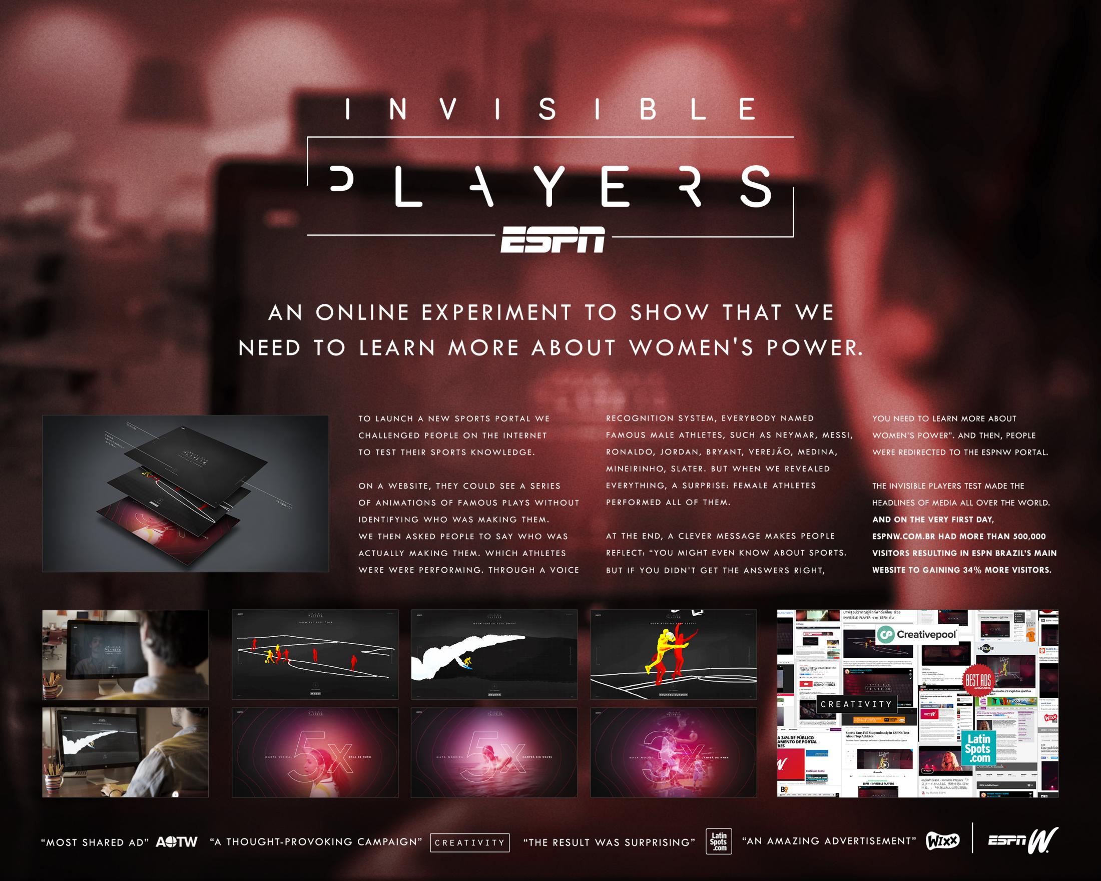 Image Media for ESPN W - Invisible Players