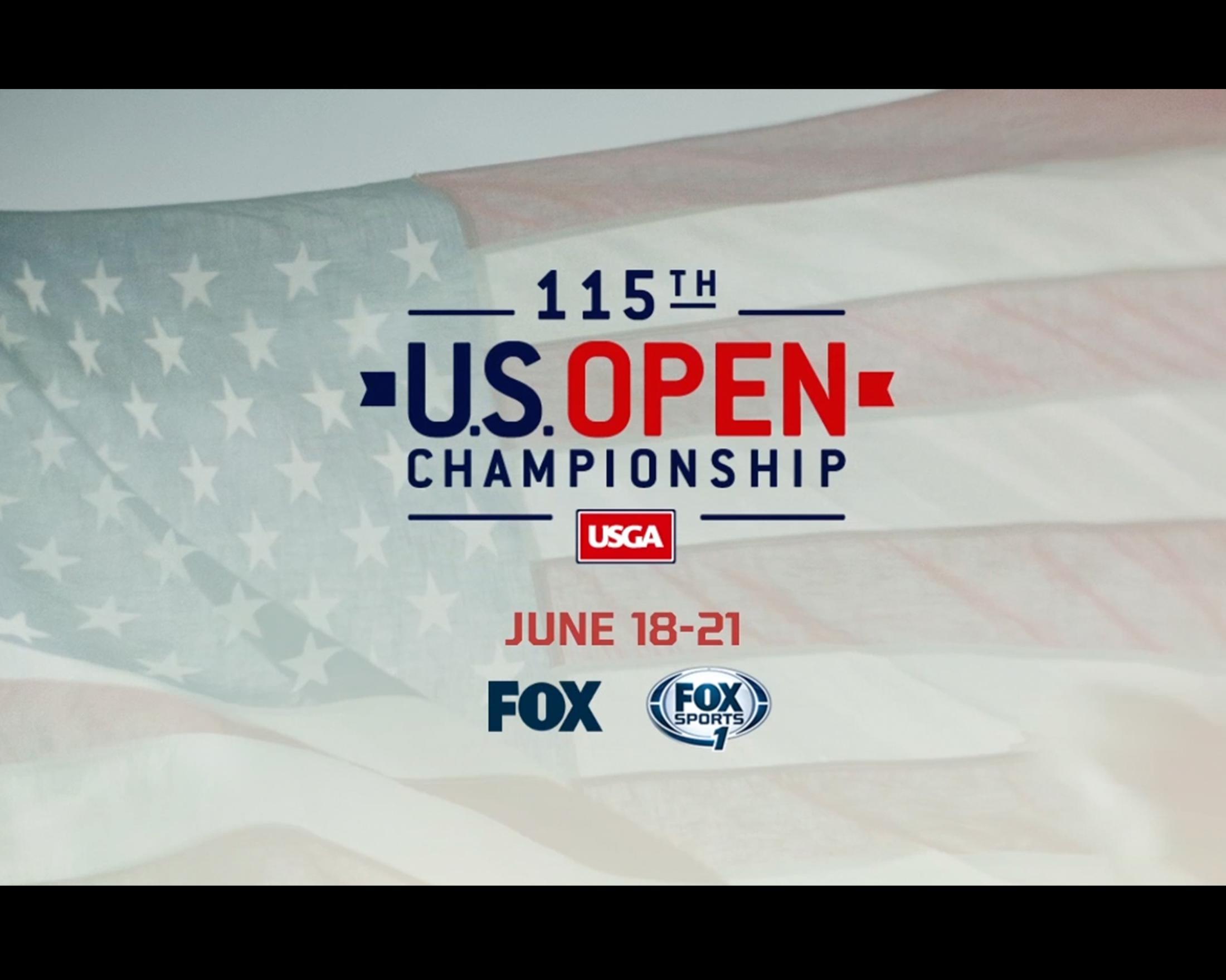 Thumbnail for U.S. Open on FOX/FS1