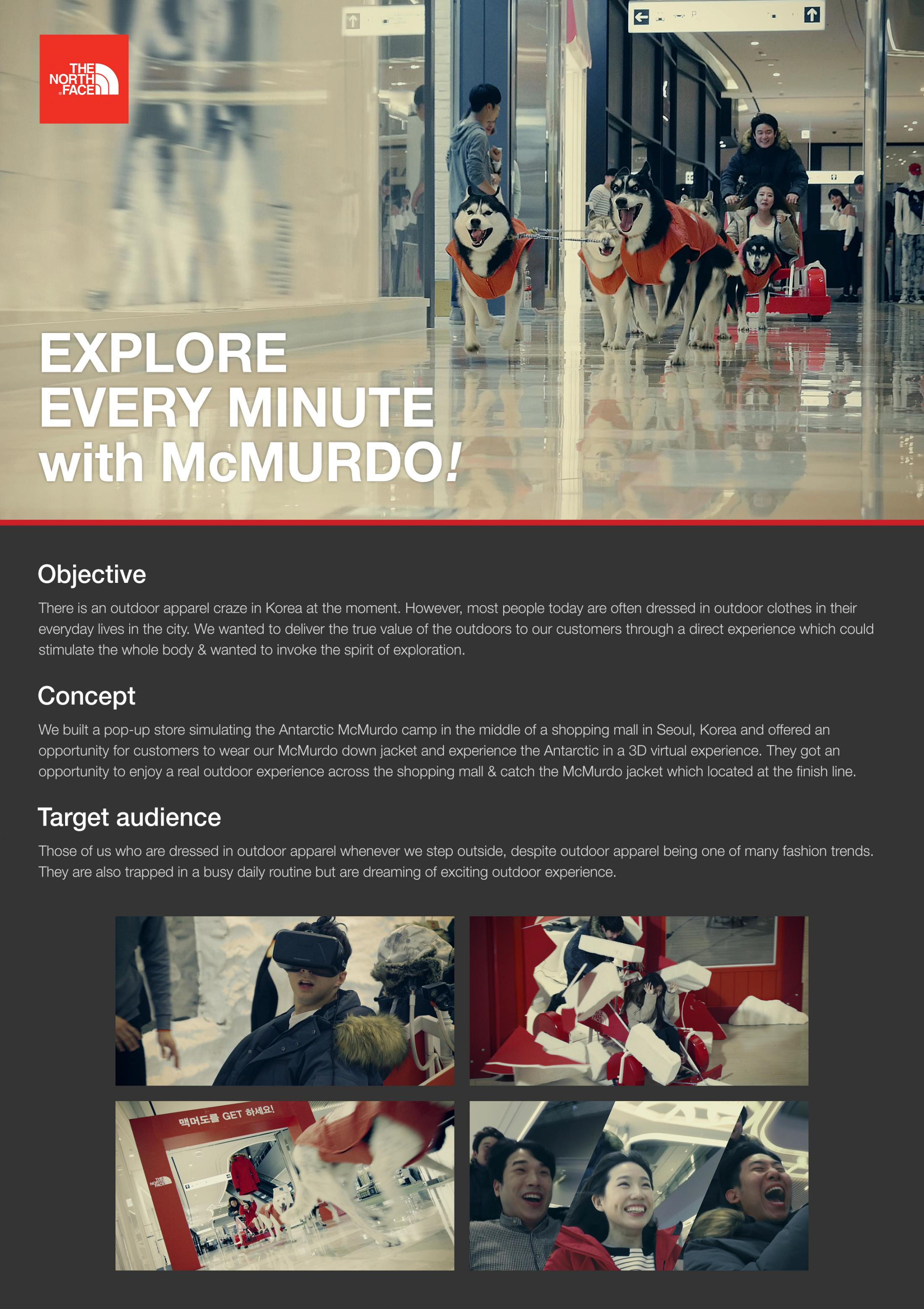 Thumbnail for Explore Every Minute with McMURDO