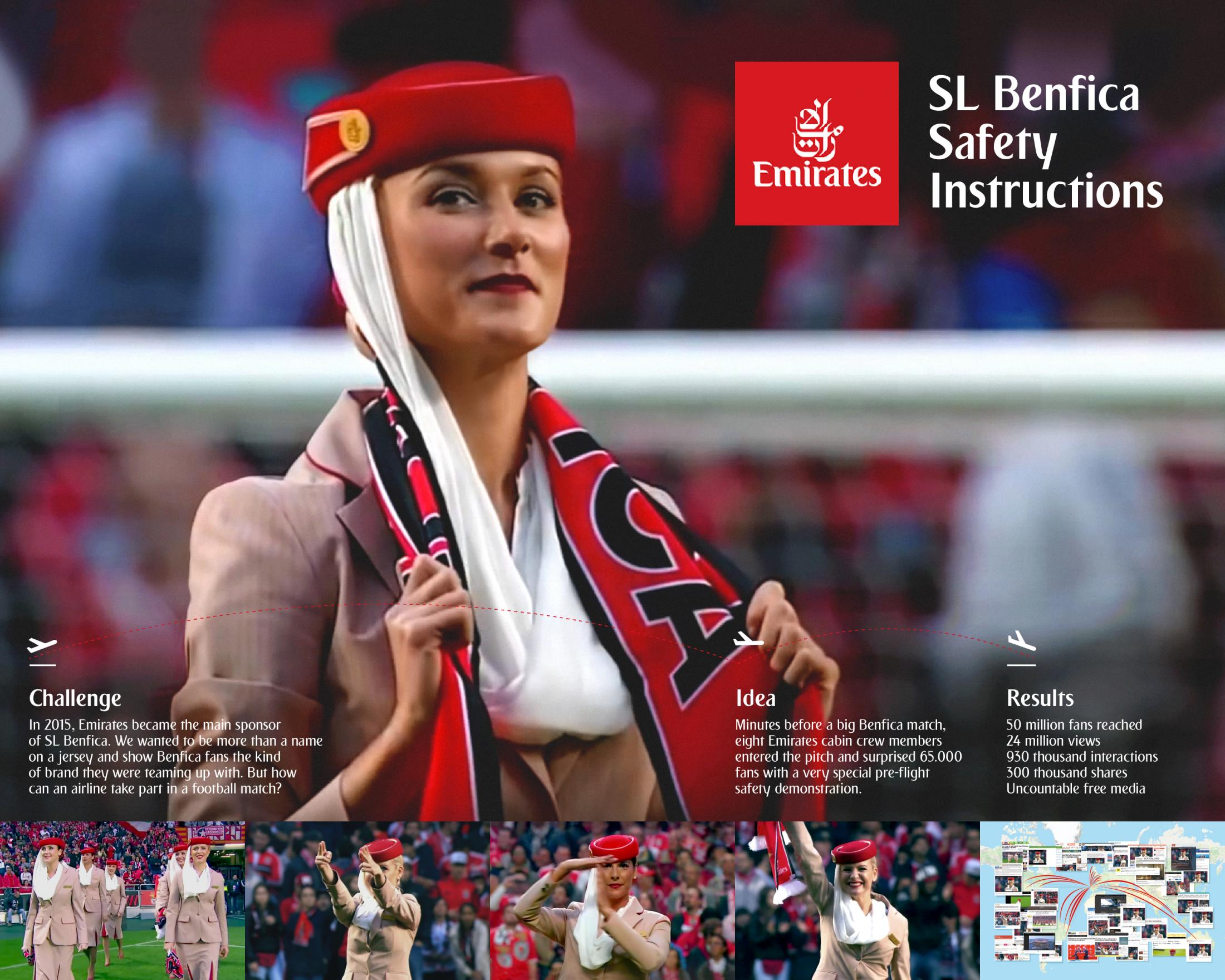 Thumbnail for SL Benfica Safety Instructions