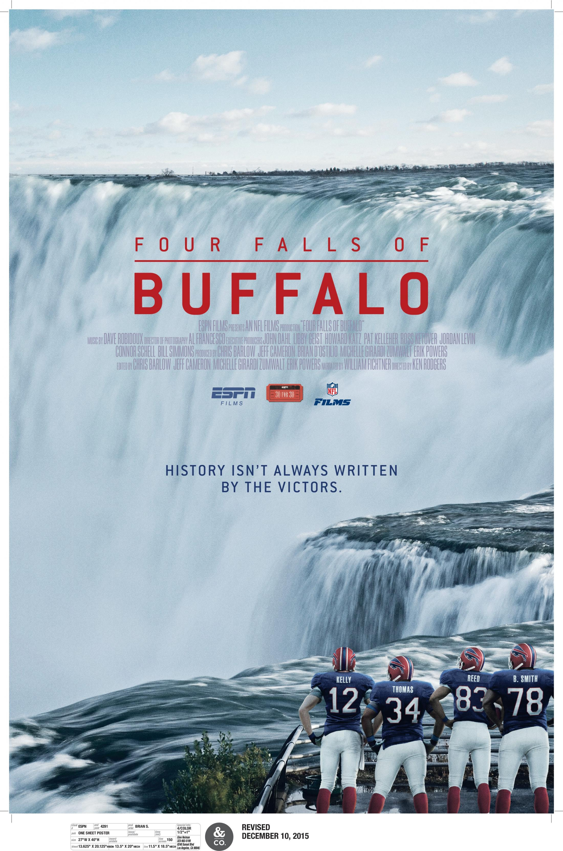 Thumbnail for Four Falls Of Buffalo