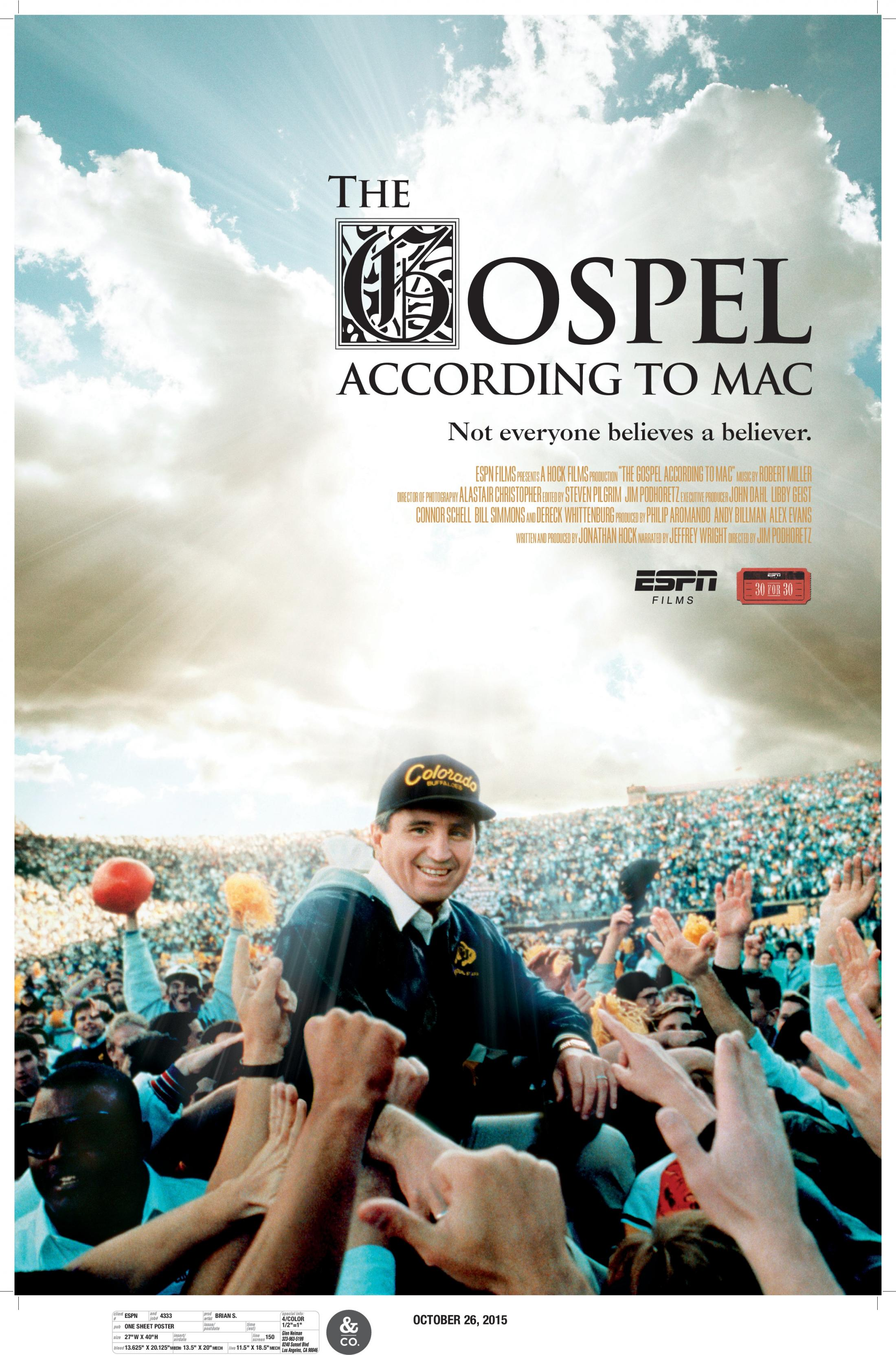 Thumbnail for Gospel According to Mac