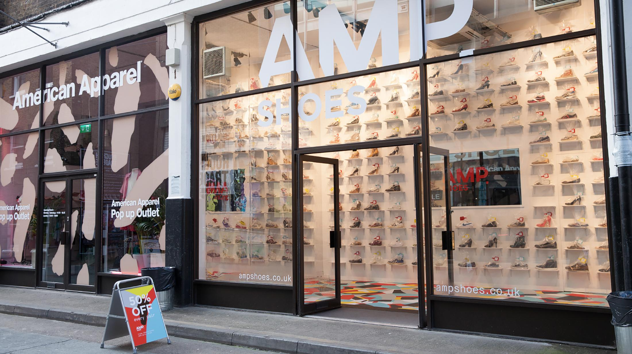 Image Media for AMP Shoes
