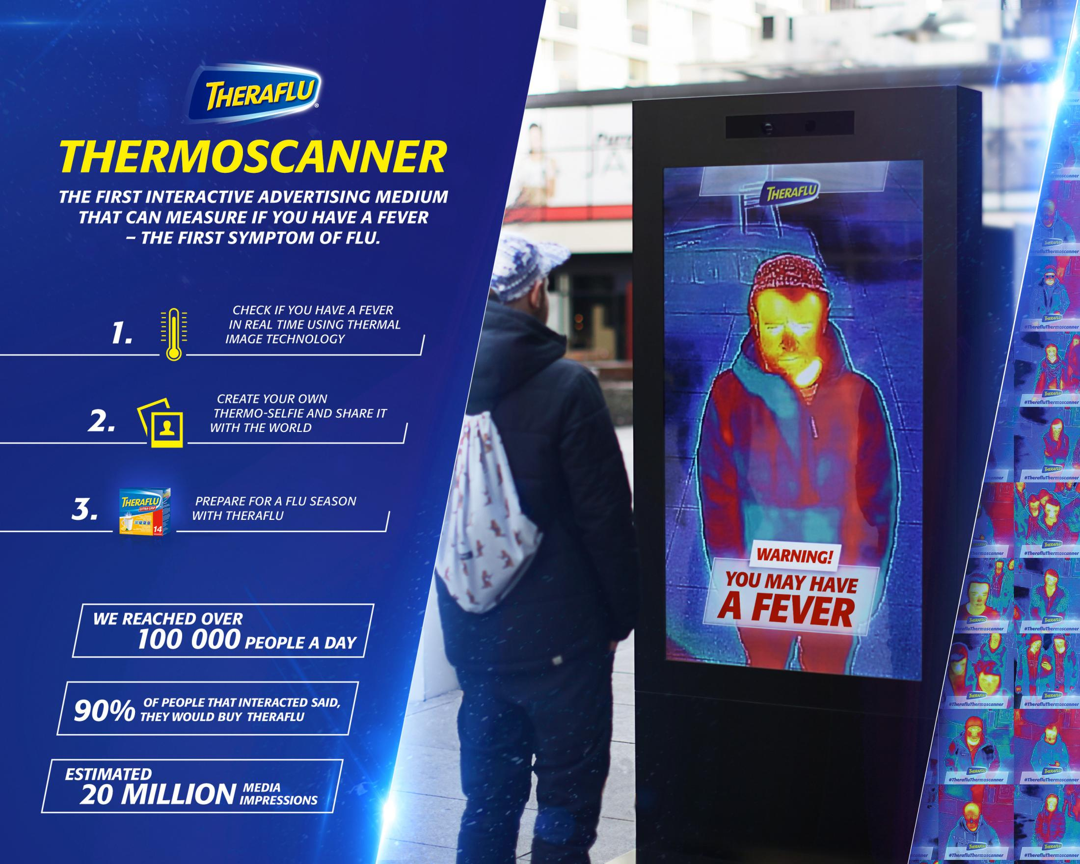 Thumbnail for Theraflu Thermoscanner