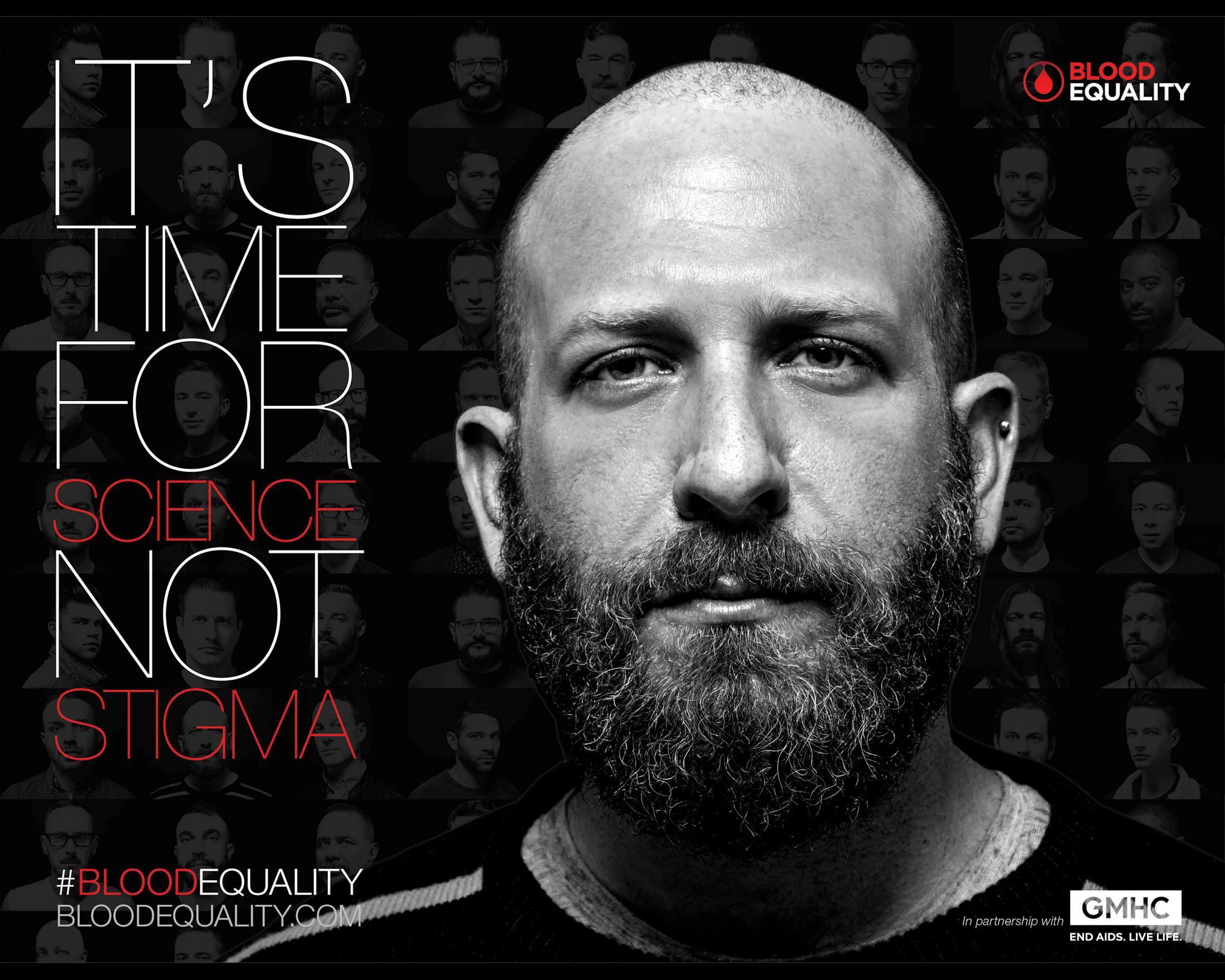 Image Media for Blood Equality Print E