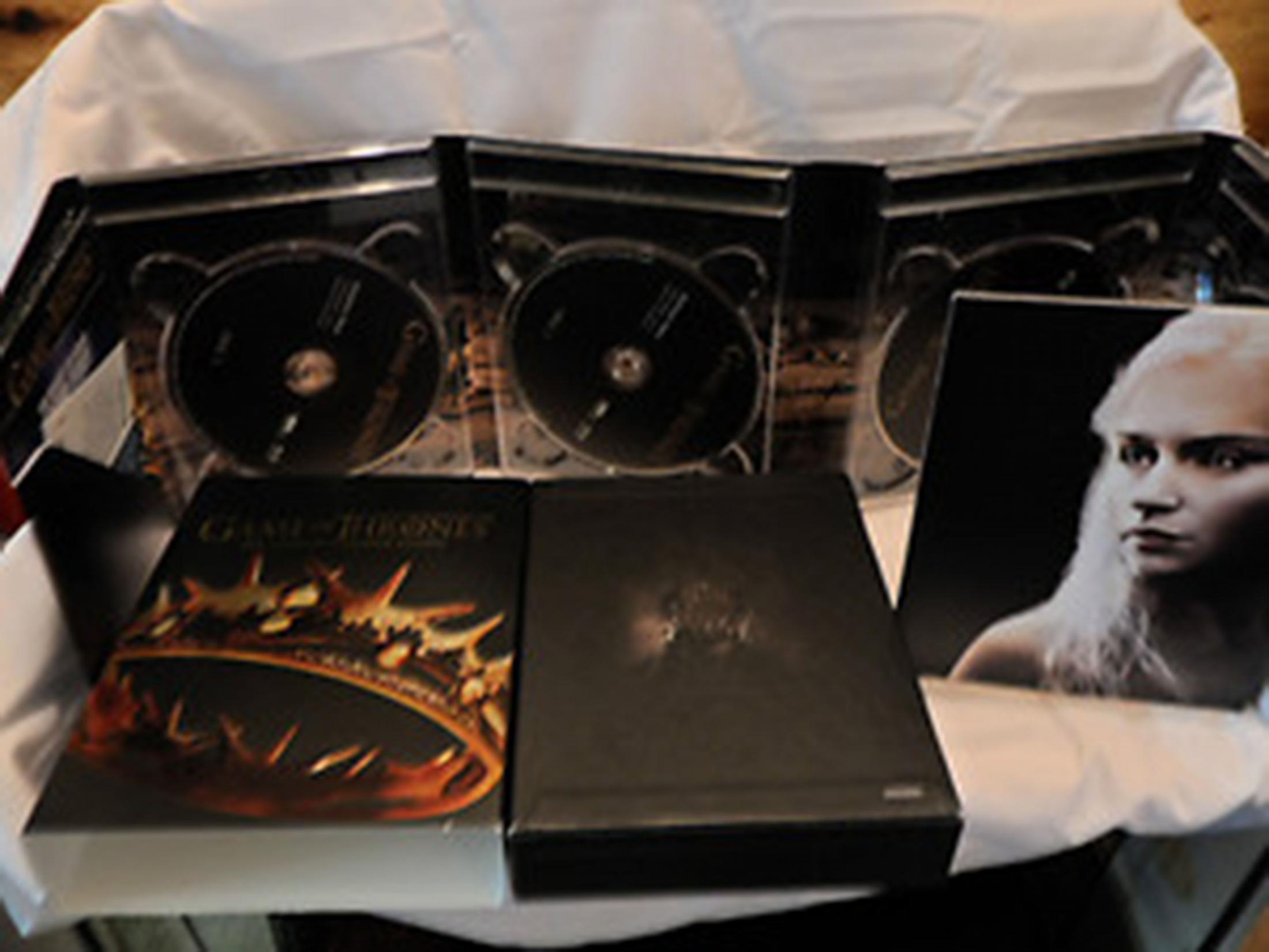 Game Of Thrones Season 2 Complete Series Dvd Set Clios