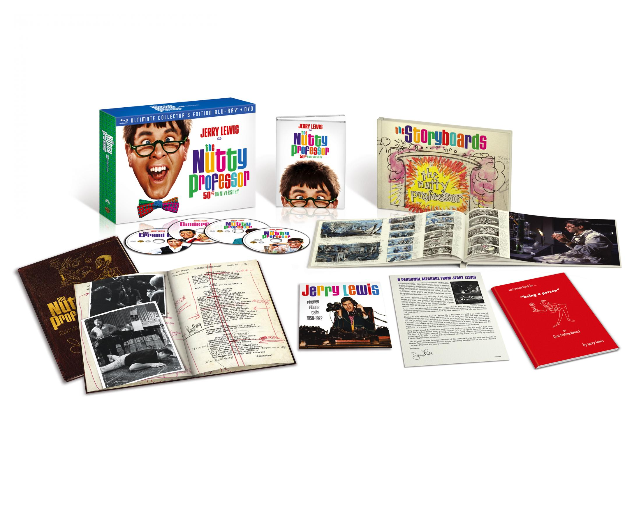 Thumbnail for 50th Anniversary Ultimate Collector's Edition