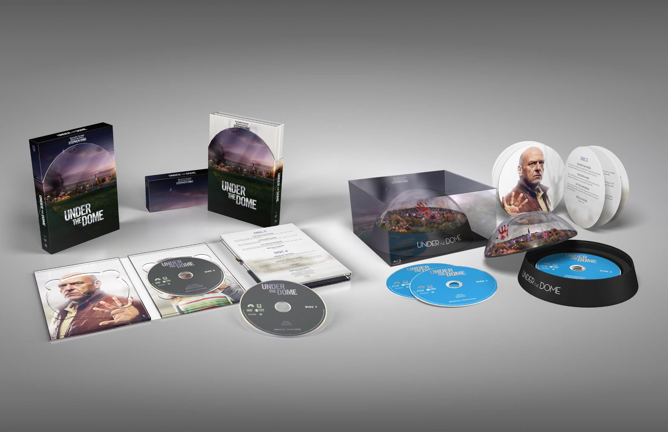 Thumbnail for Collector's Edition Box and Amazon Exclusive Blu-ray Dome Edition