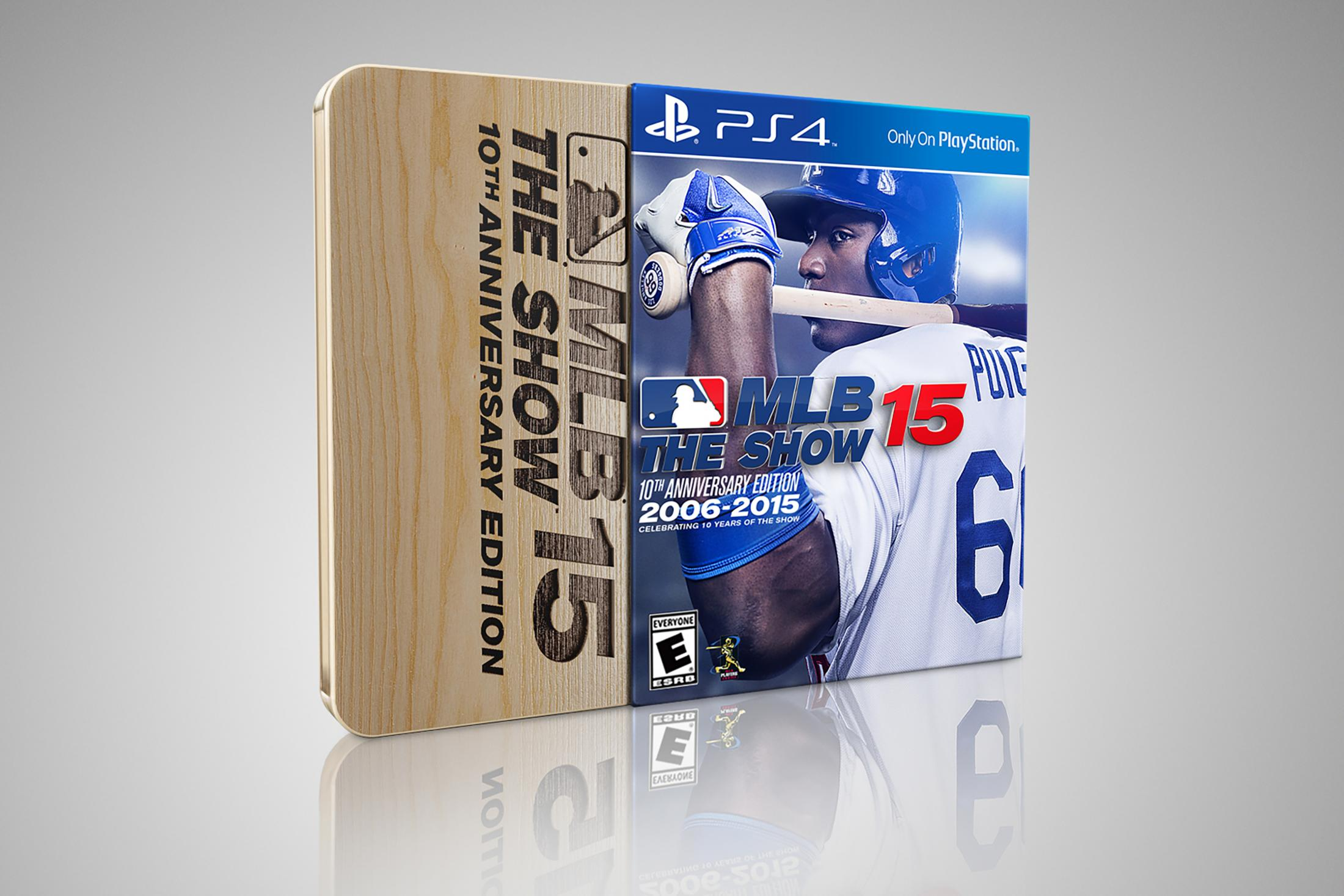 Image Media for MLB 15: The Show 10th Anniversary Edition