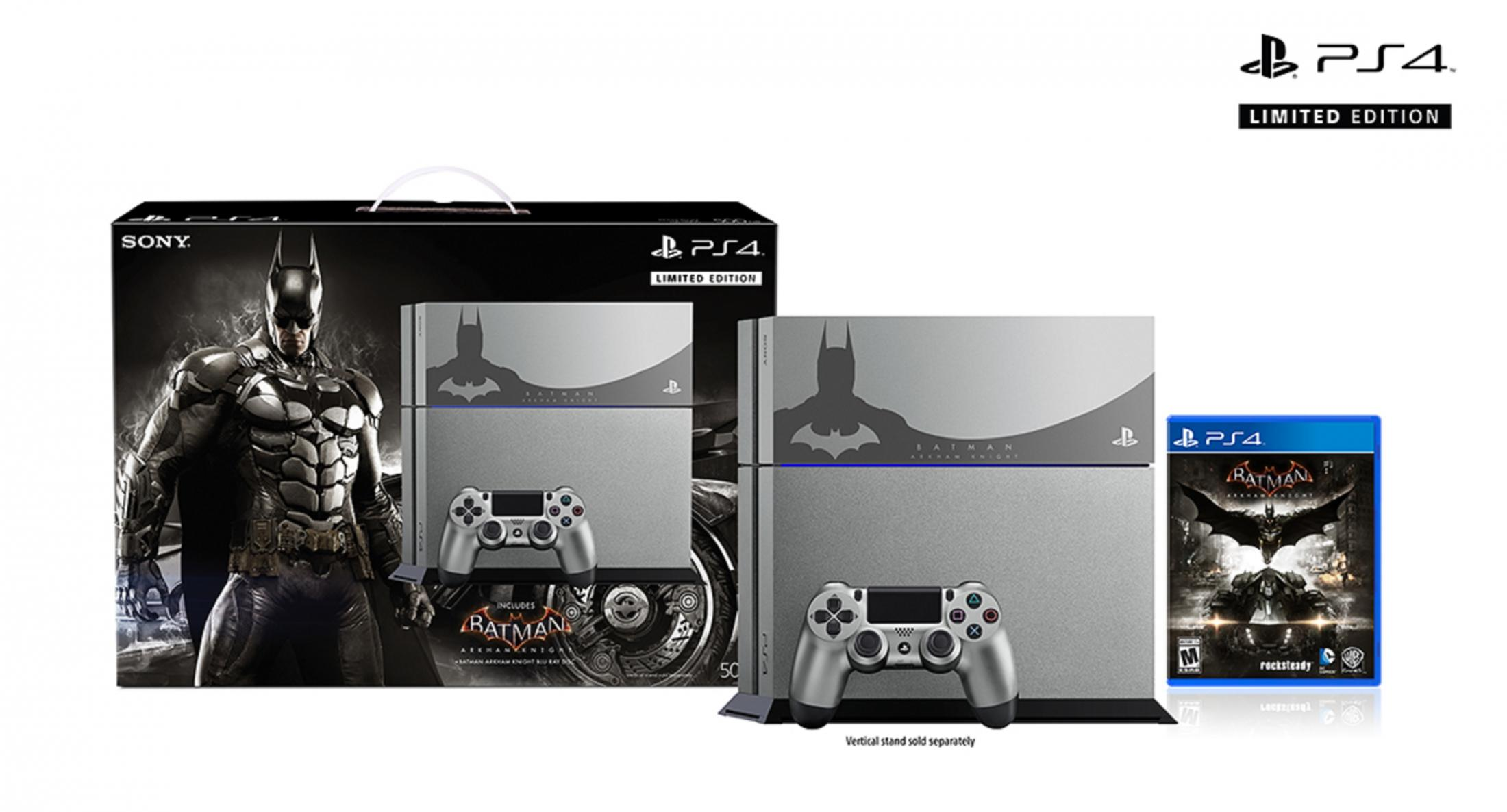 Thumbnail for Batman: Arkham Knight Limited Edition Packaging