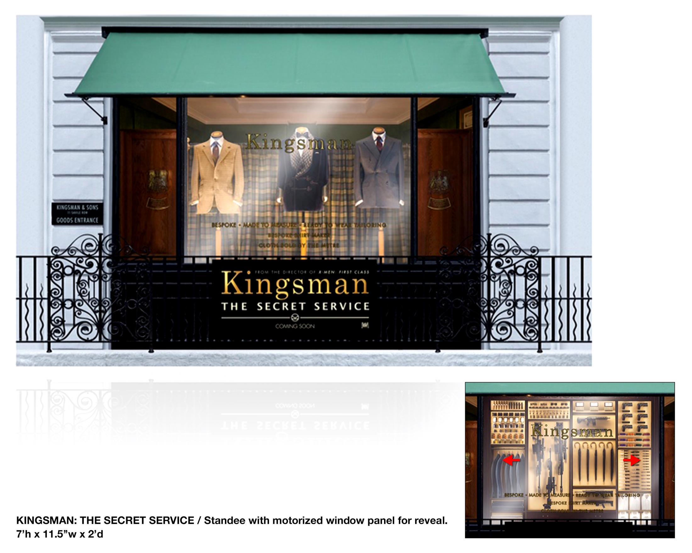 Thumbnail for Kingsman: The Secret Service